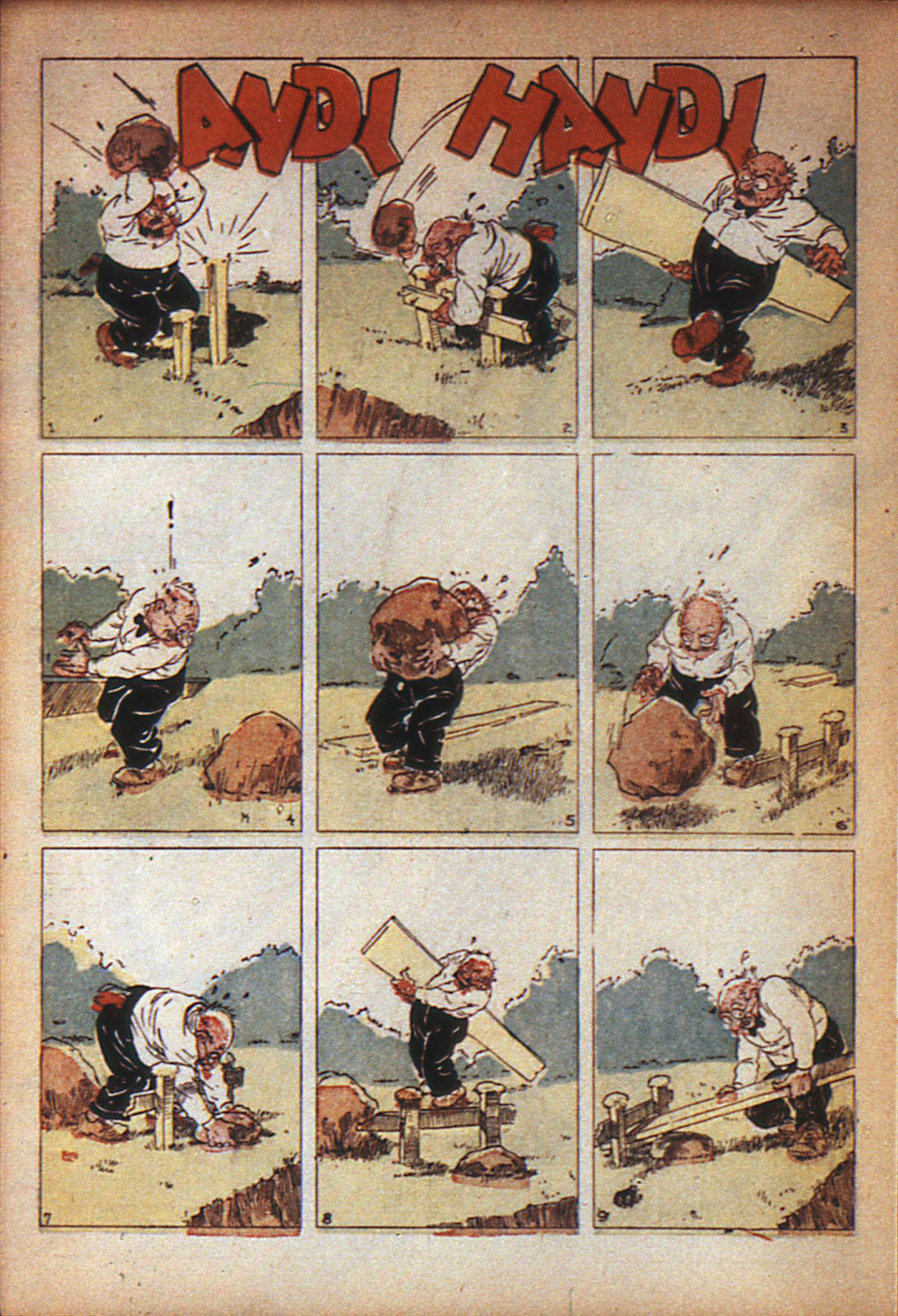 Read online Adventure Comics (1938) comic -  Issue #7 - 27