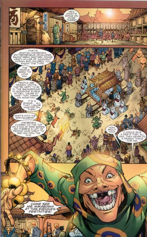 Read online Ninja Boy comic -  Issue #1 - 26