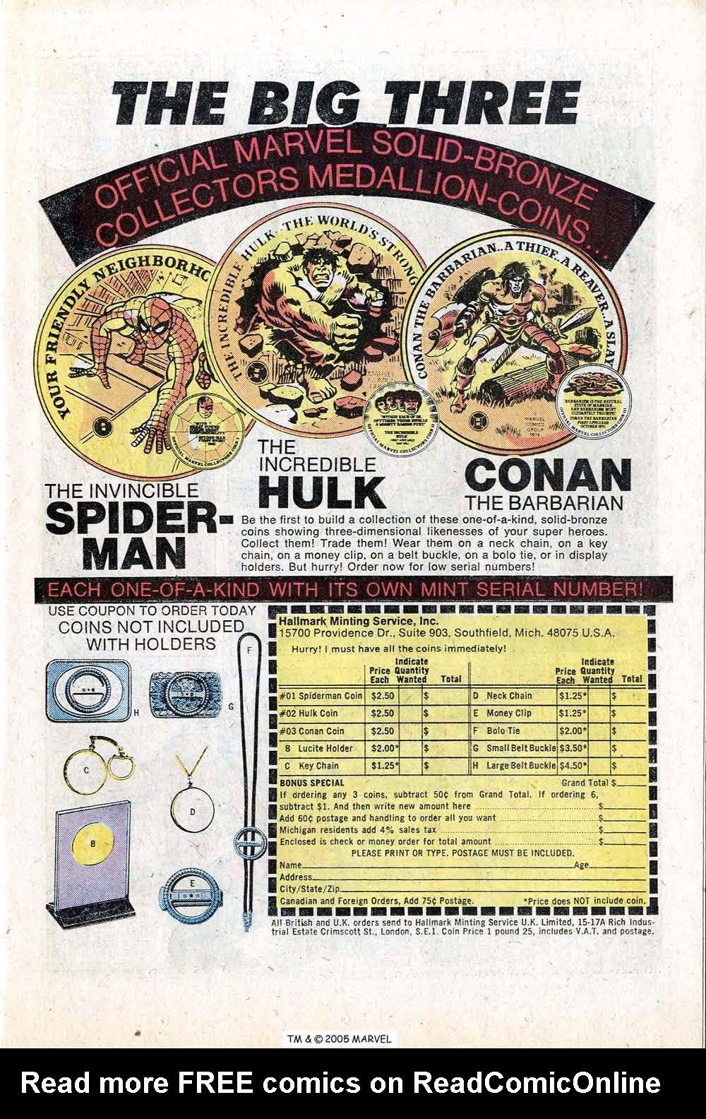 Uncanny X-Men (1963) 88 Page 10