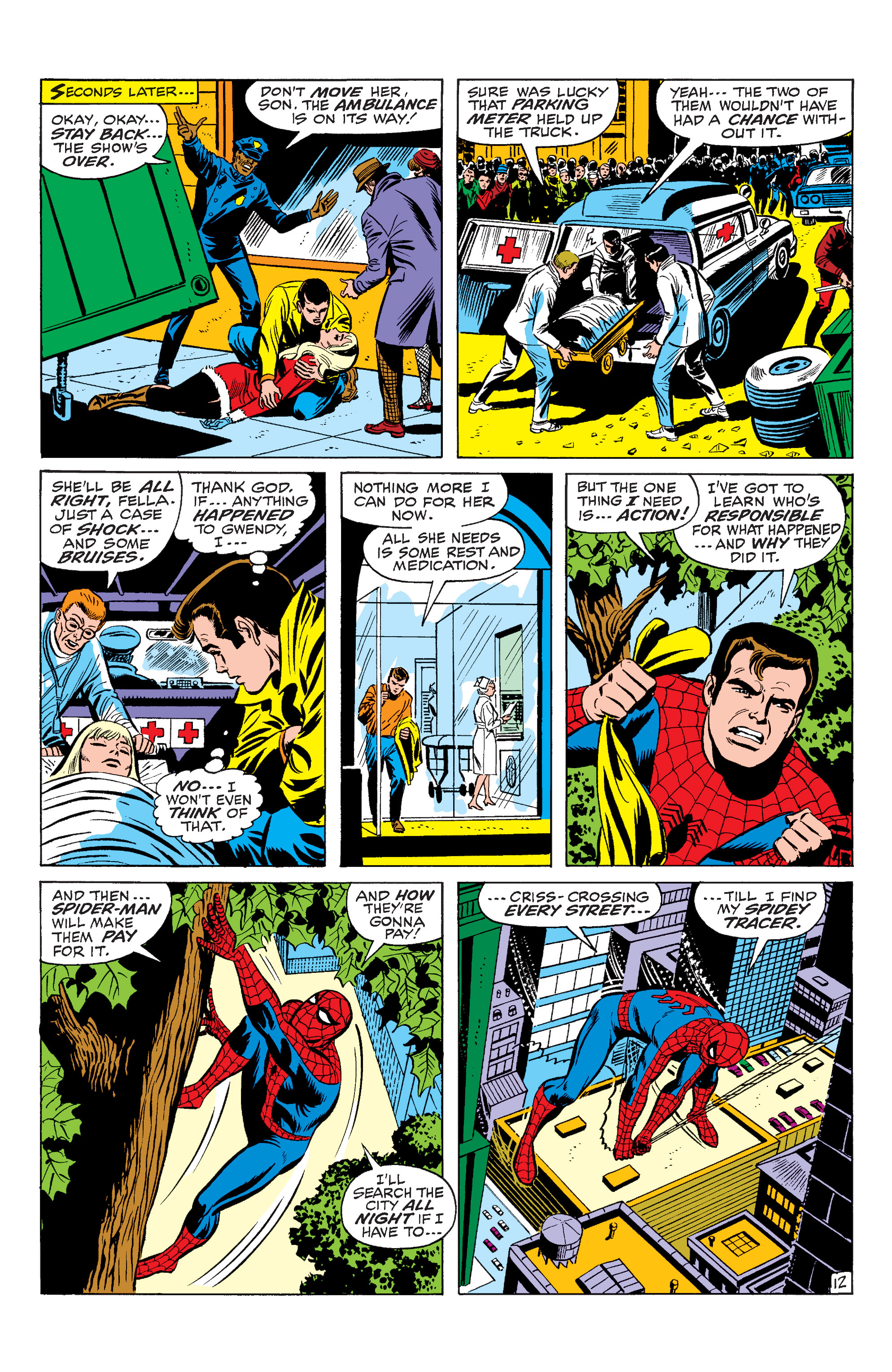 The Amazing Spider-Man (1963) 83 Page 12