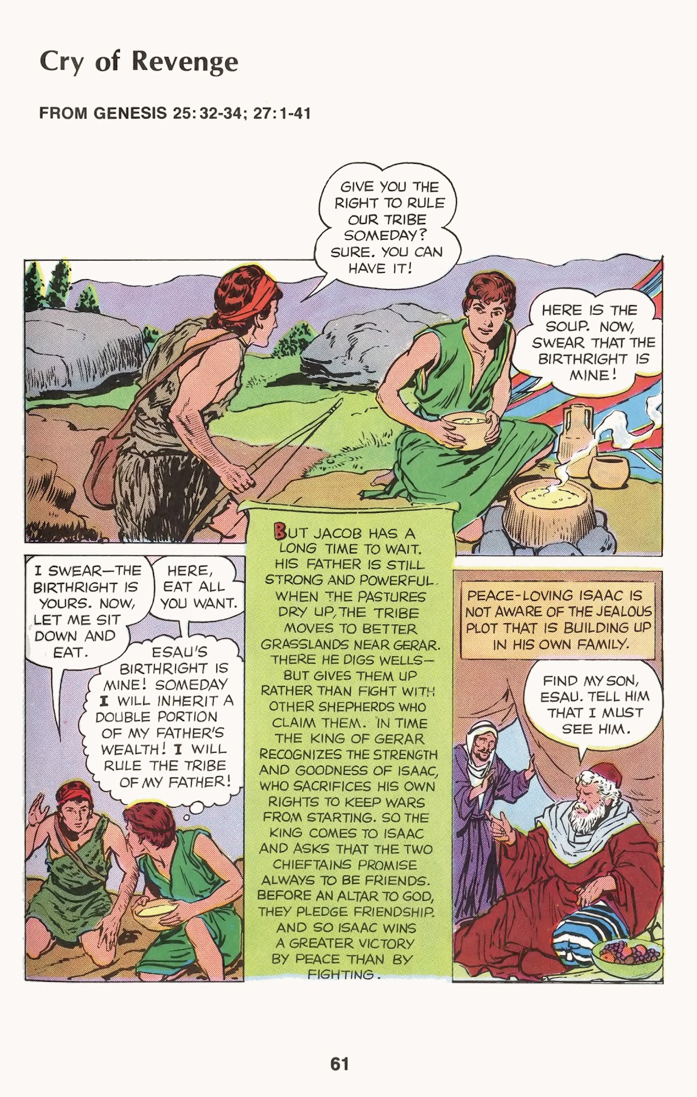 The Picture Bible issue TPB (Part 1) - Page 63
