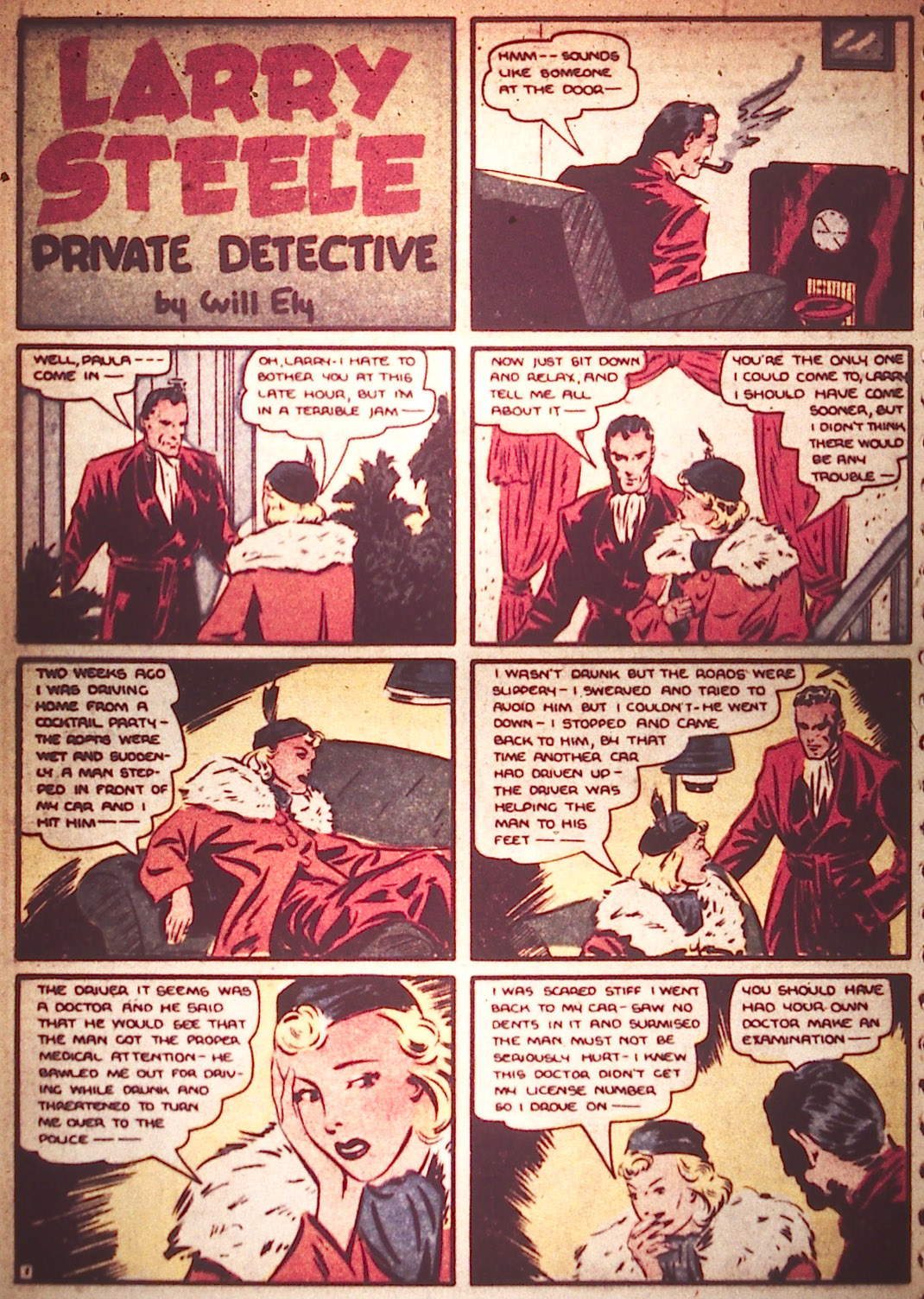 Read online Detective Comics (1937) comic -  Issue #21 - 10