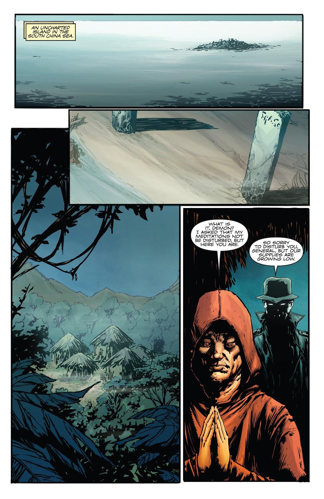 Read online Vampirella Strikes comic -  Issue #2 - 22