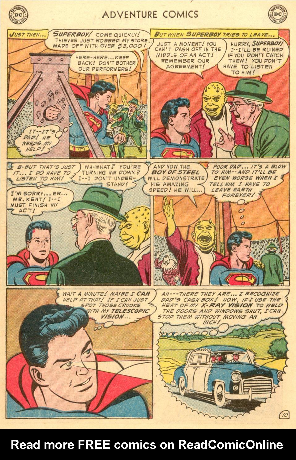 Read online Adventure Comics (1938) comic -  Issue #198 - 12