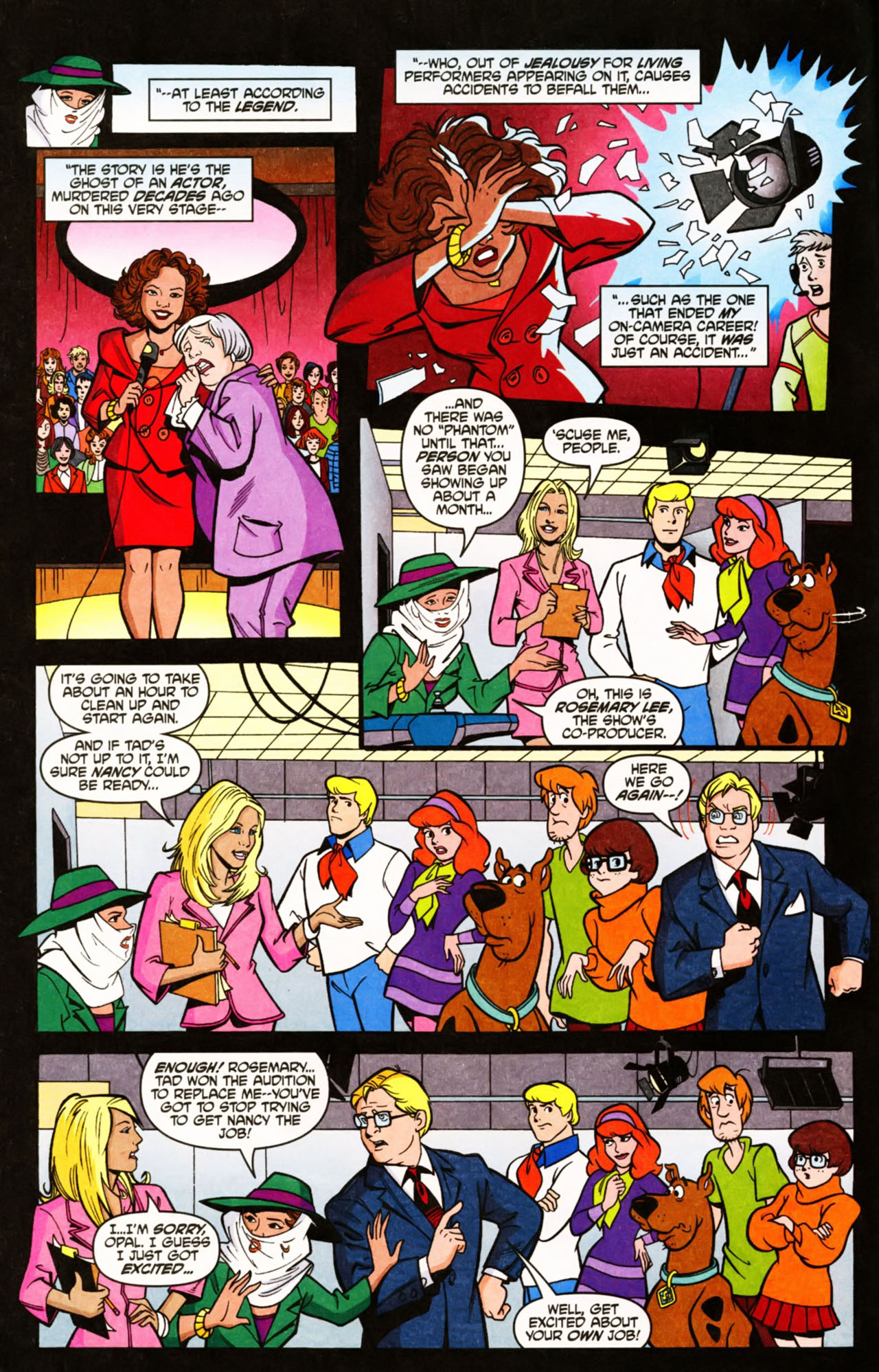 Read online Scooby-Doo (1997) comic -  Issue #153 - 5