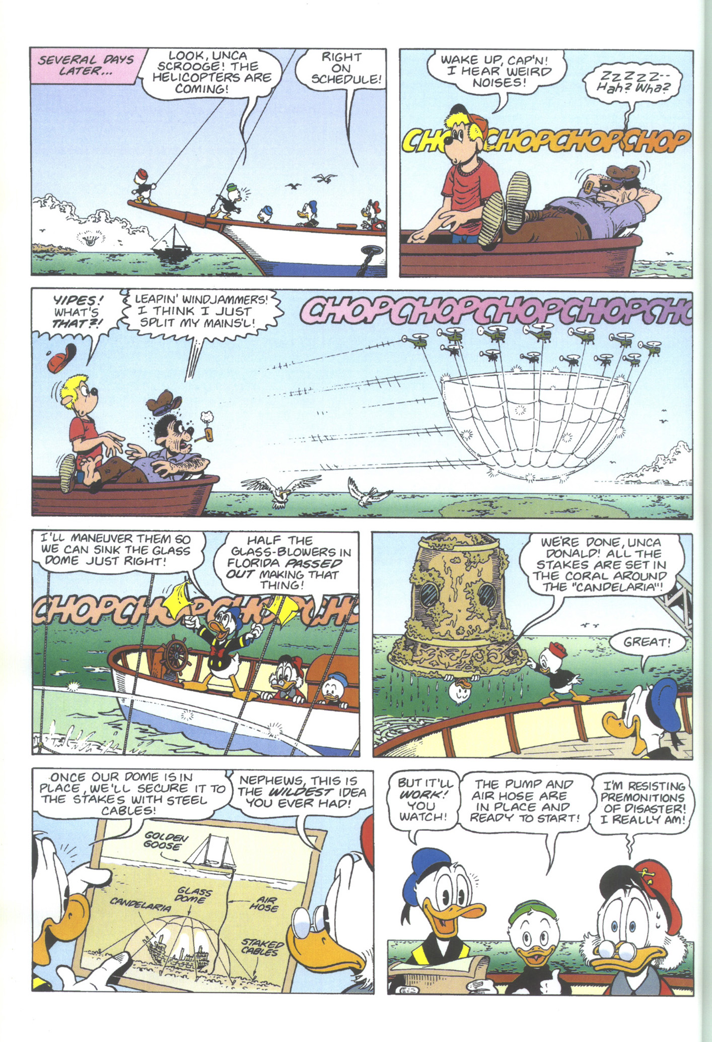 Read online Uncle Scrooge (1953) comic -  Issue #365 - 13