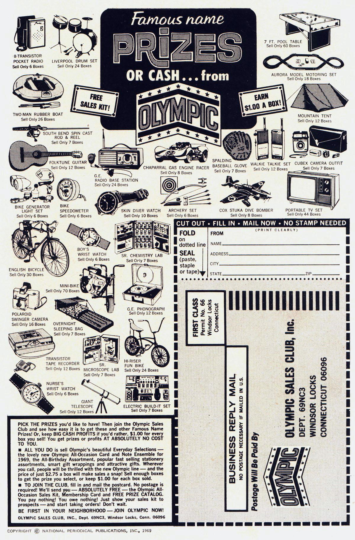 Read online Adventure Comics (1938) comic -  Issue #381 - 2