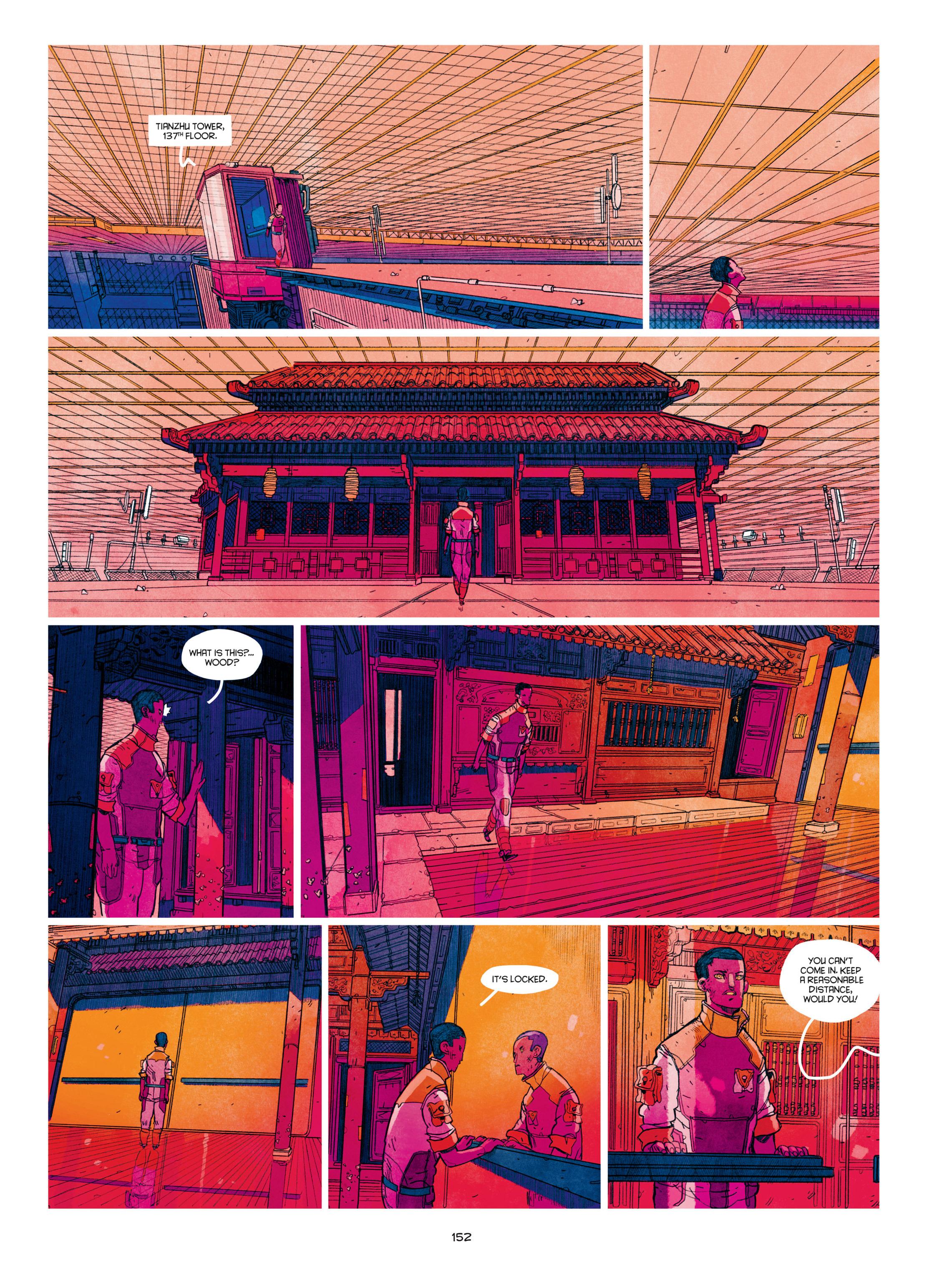 Read online Shangri-La comic -  Issue # Full - 153