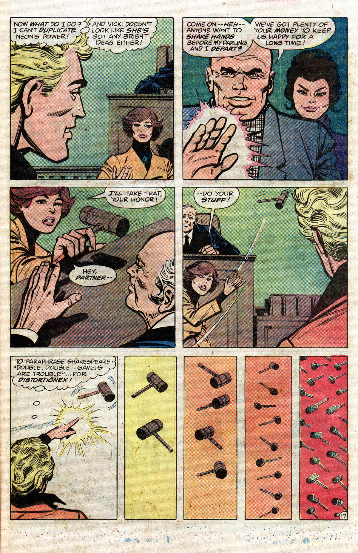 Read online Adventure Comics (1938) comic -  Issue #489 - 21
