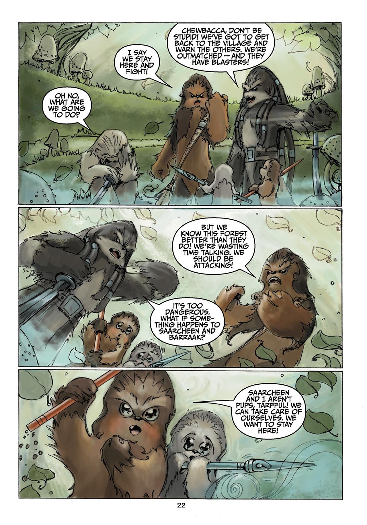 Read online Star Wars Omnibus comic -  Issue # Vol. 33 - 420