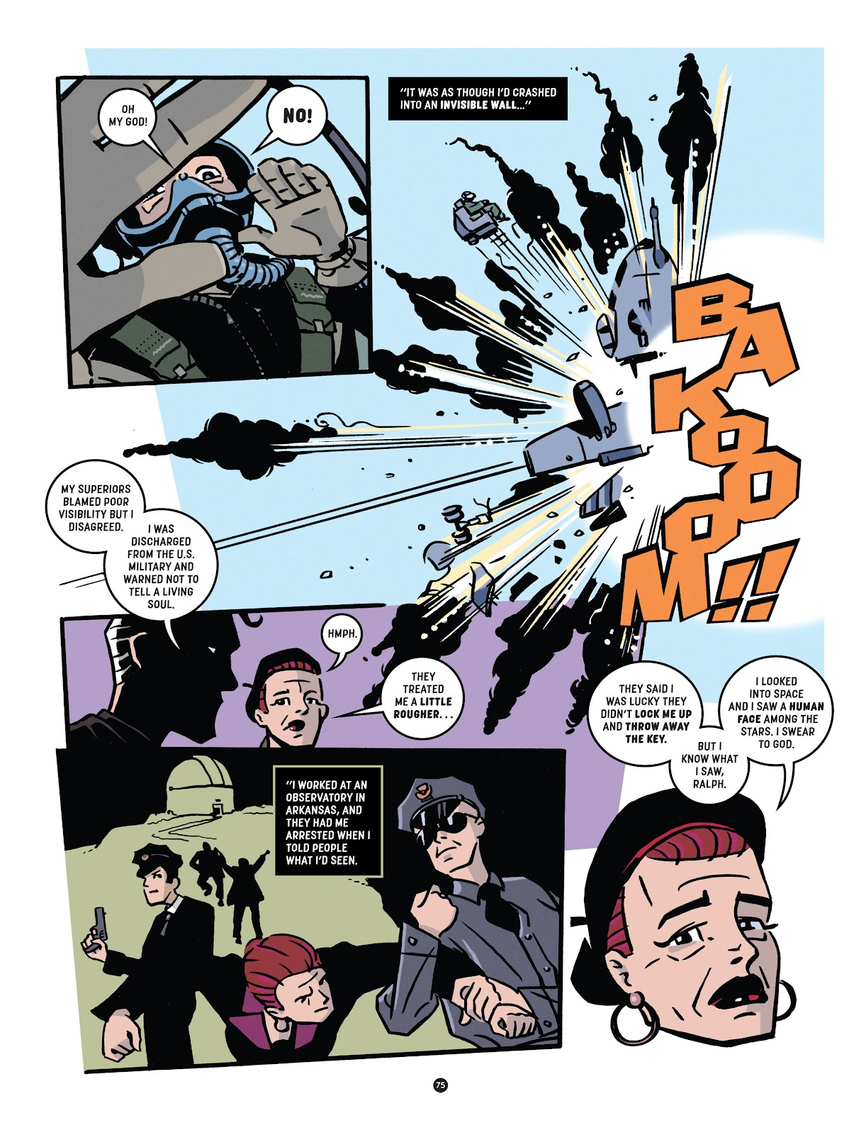 Read online Tales from Beyond Science comic -  Issue # TPB - 76