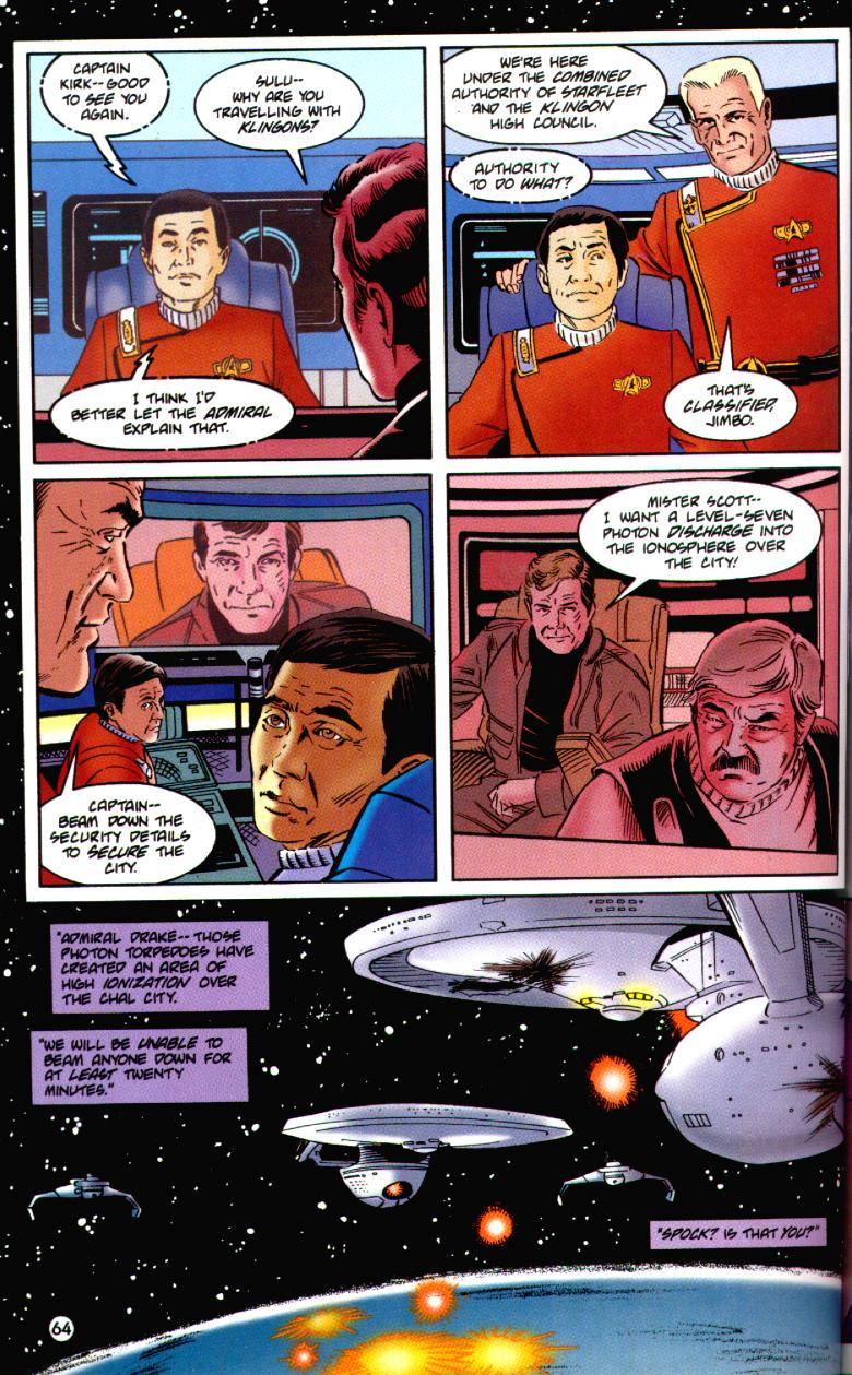 Read online Star Trek: The Ashes of Eden comic -  Issue # Full - 69