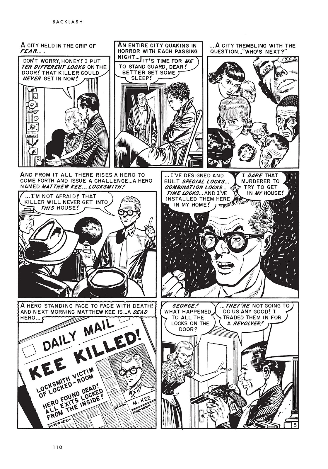 Read online Voodoo Vengeance and Other Stories comic -  Issue # TPB (Part 2) - 28