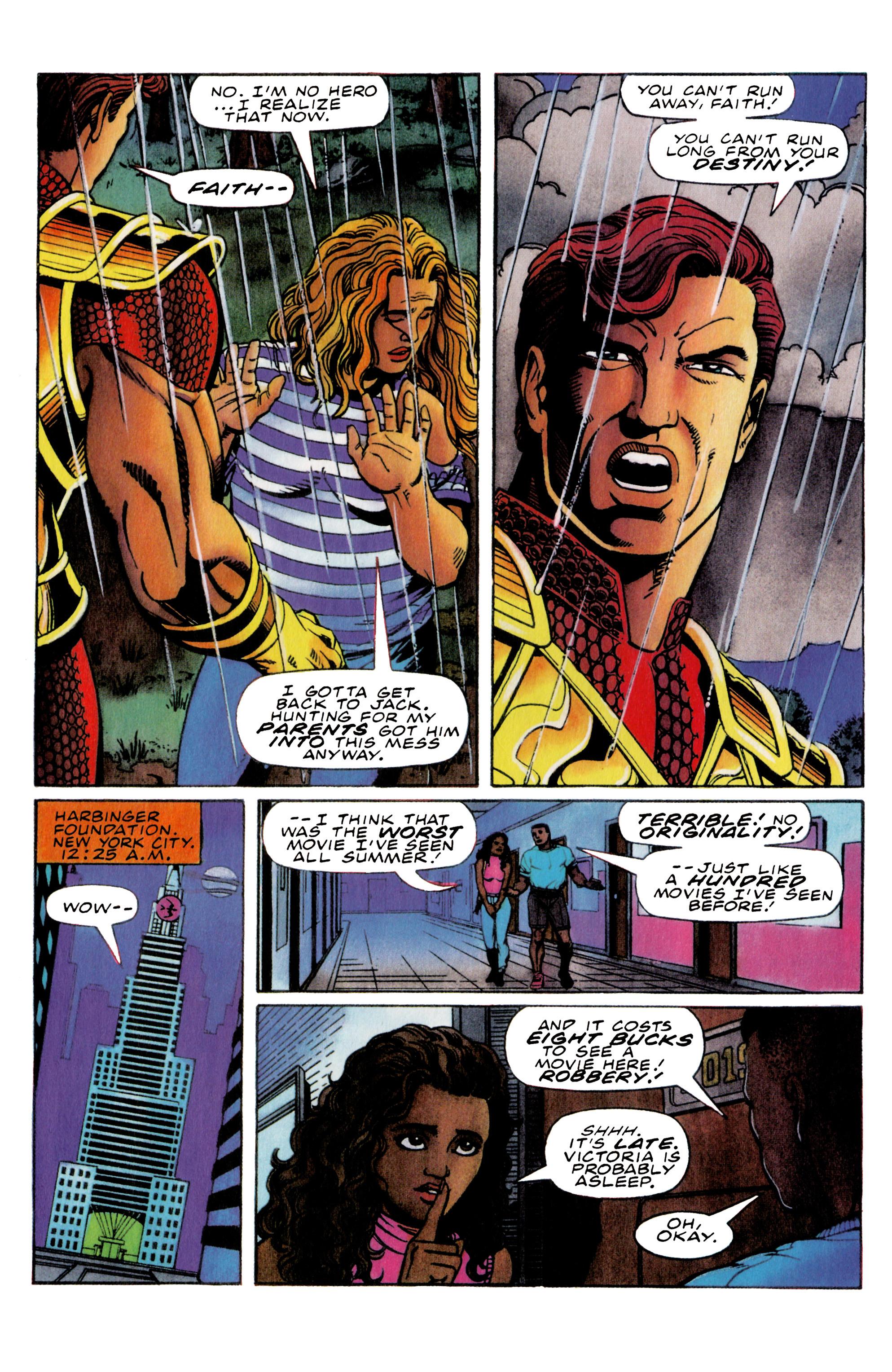 Read online Harbinger (1992) comic -  Issue #36 - 13