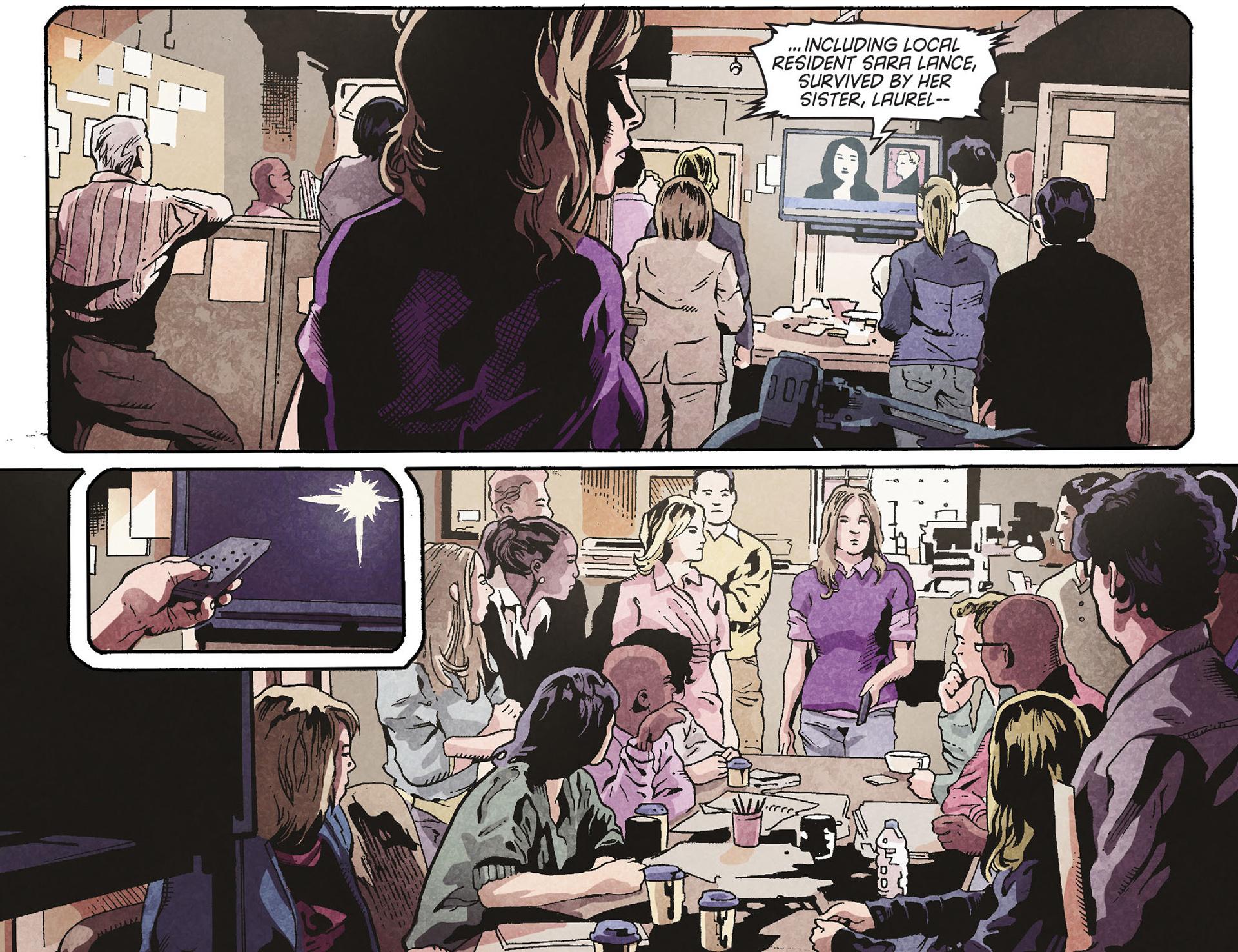 Read online Arrow [II] comic -  Issue #26 - 18