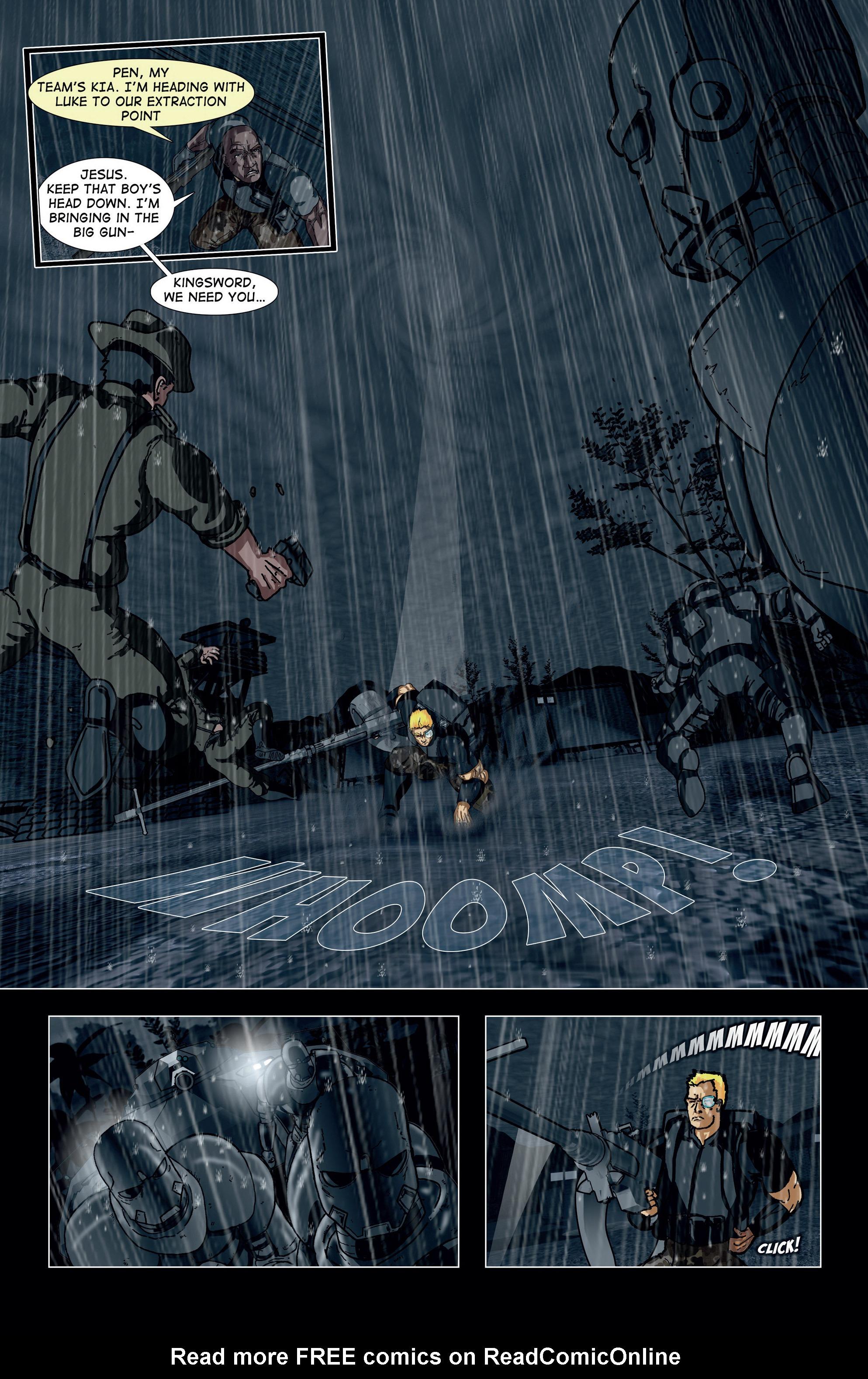 Read online Vanguard (2015) comic -  Issue #2 - 16