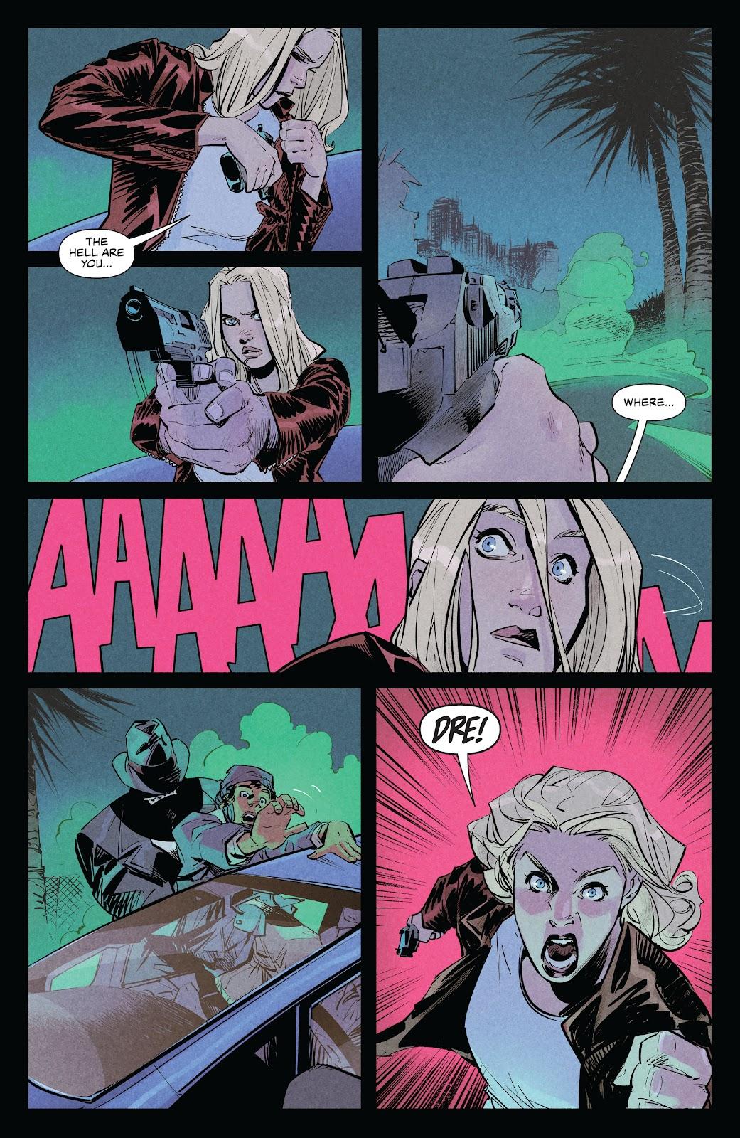 Read online Angel   Spike comic -  Issue #9 - 5