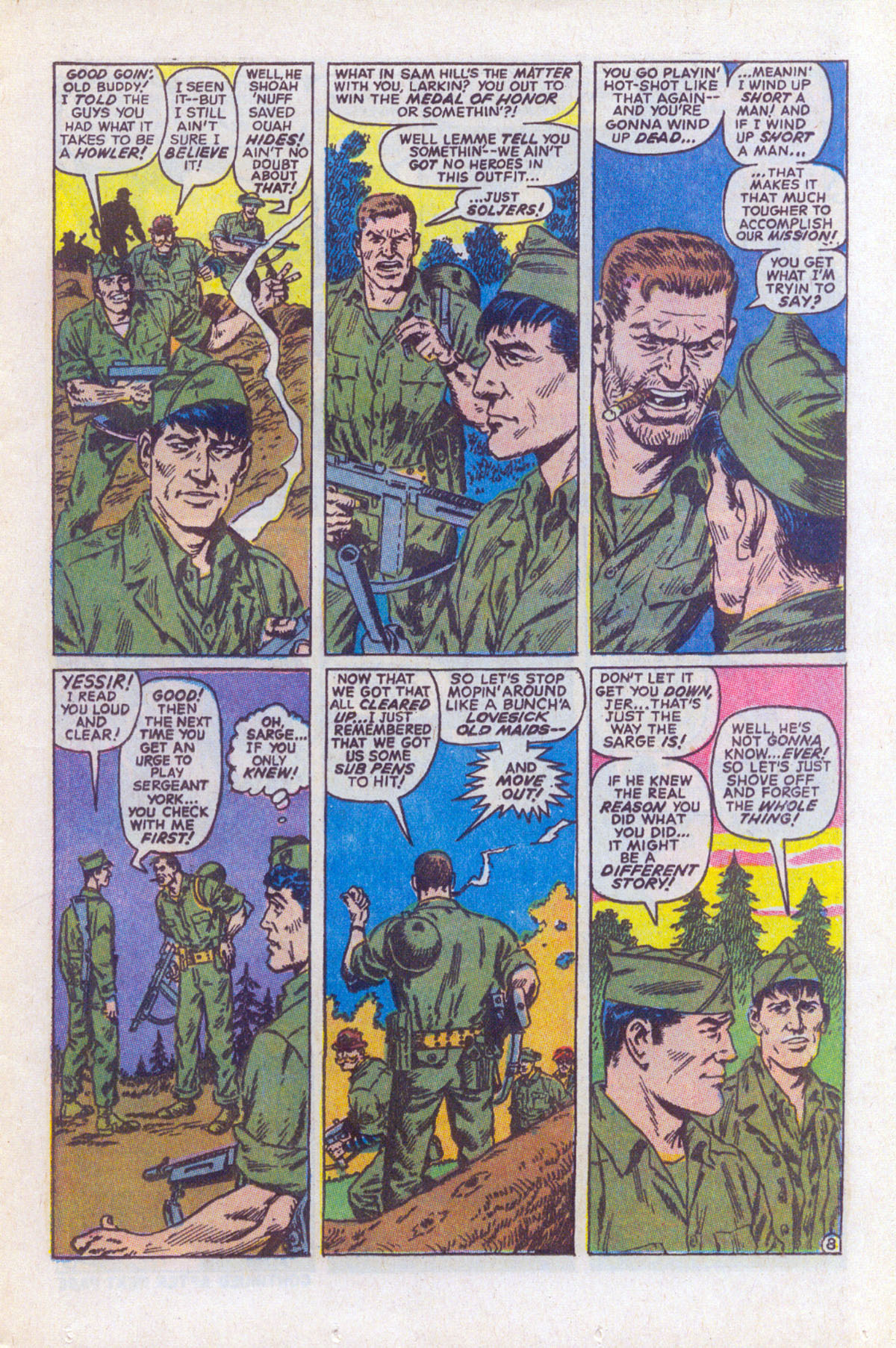 Read online Sgt. Fury comic -  Issue #63 - 13