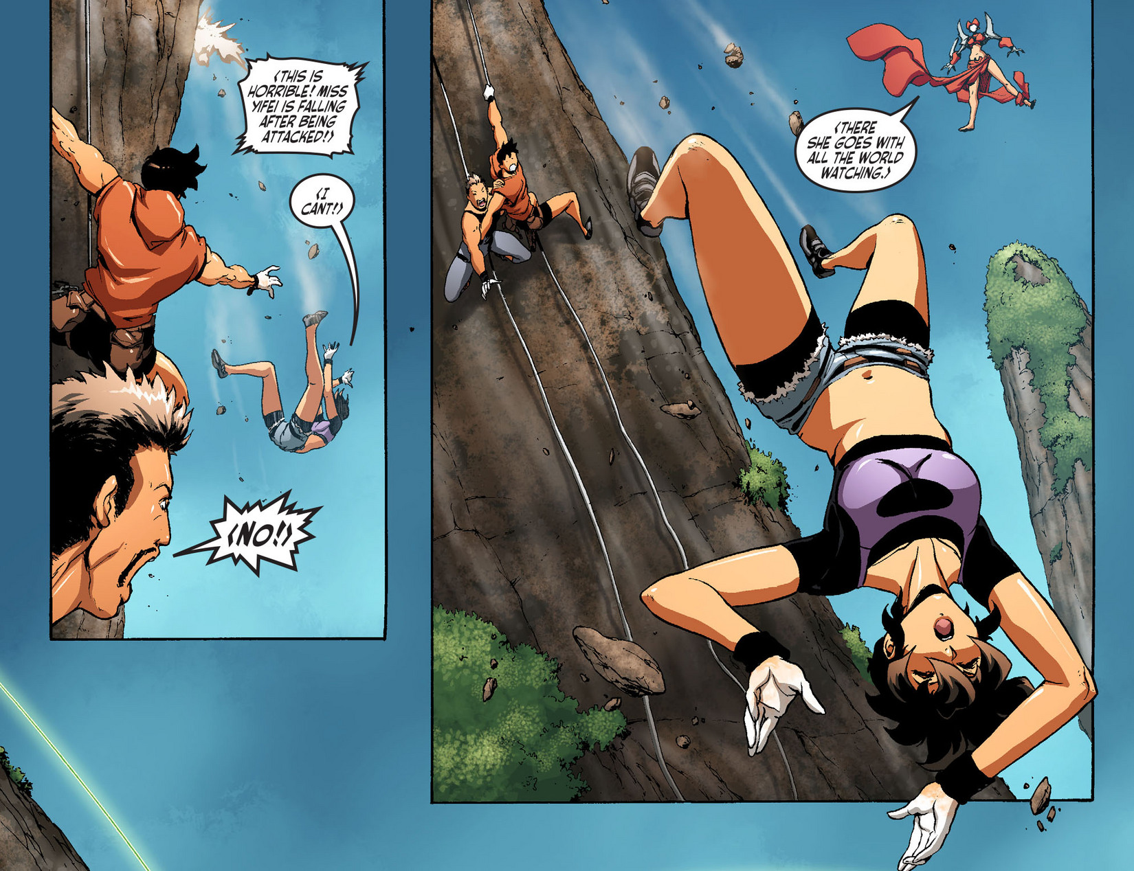 Read online Ame-Comi Girls comic -  Issue #7 - 9