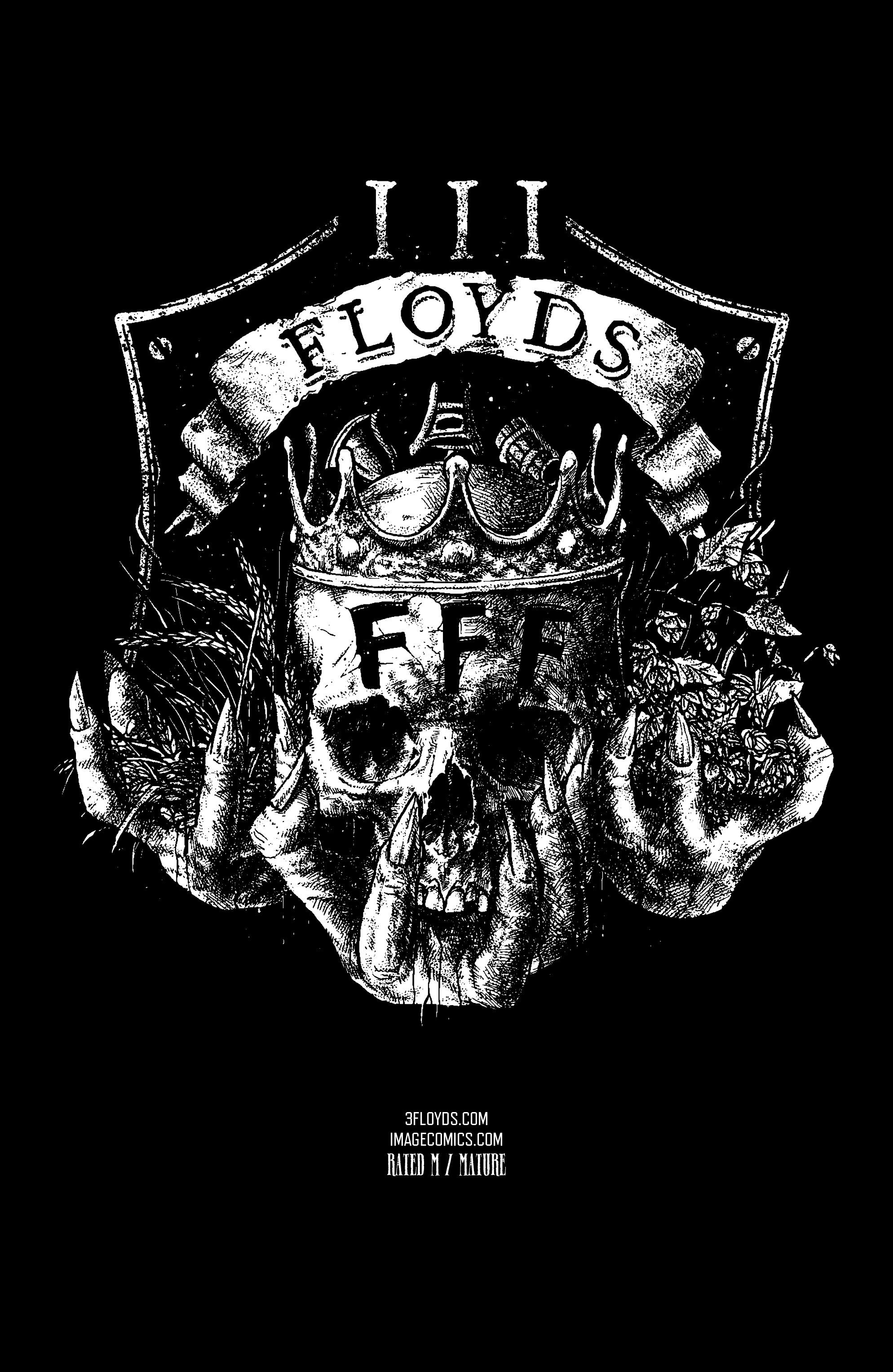 Read online 3 Floyds: Alpha King comic -  Issue #2 - 31