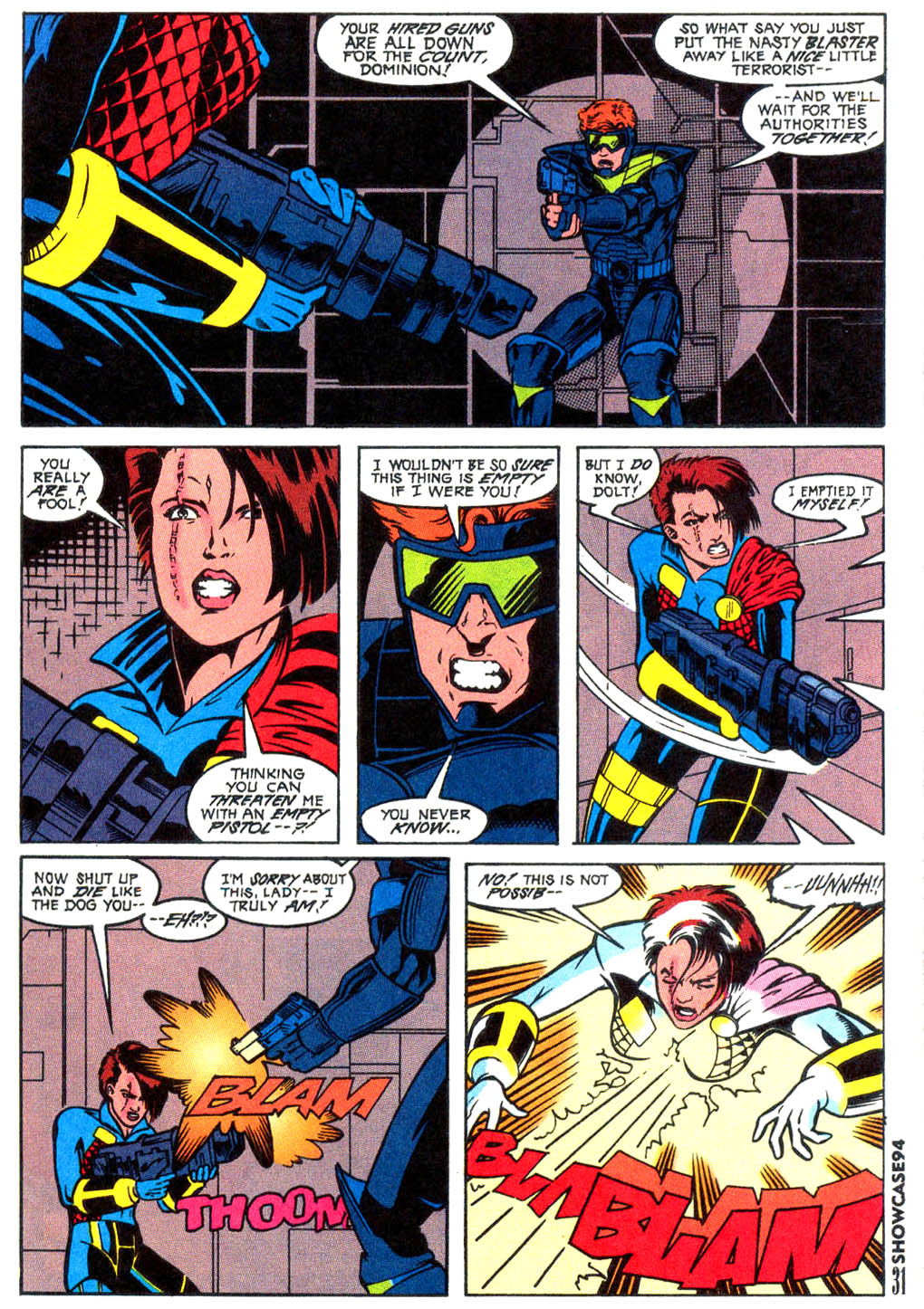 Read online Showcase '94 comic -  Issue #2 - 27