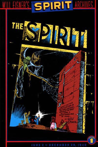 Read online Will Eisner's The Spirit Archives comic -  Issue # TPB 1 (Part 1) - 1