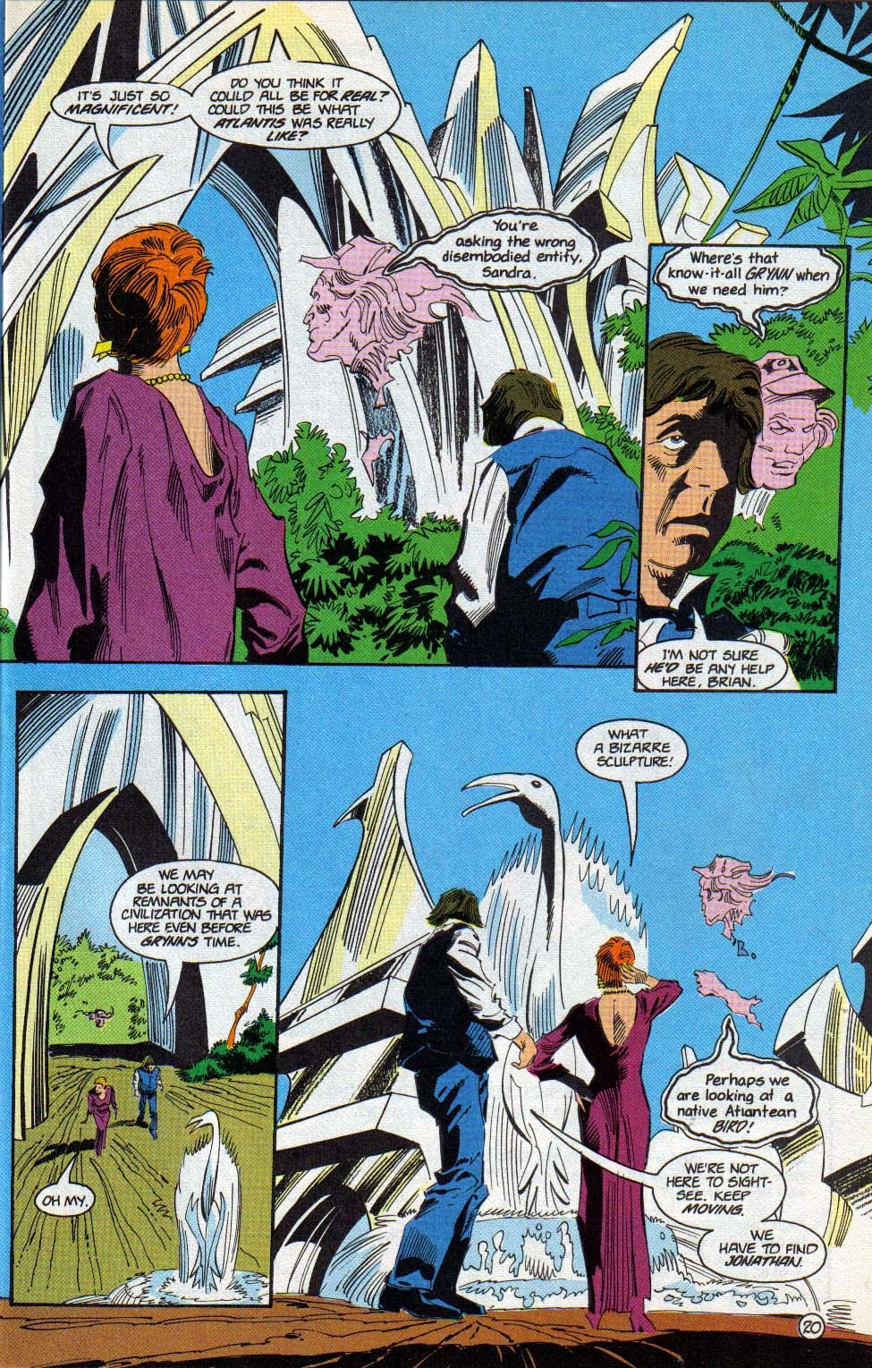 Silverblade issue 11 - Page 20