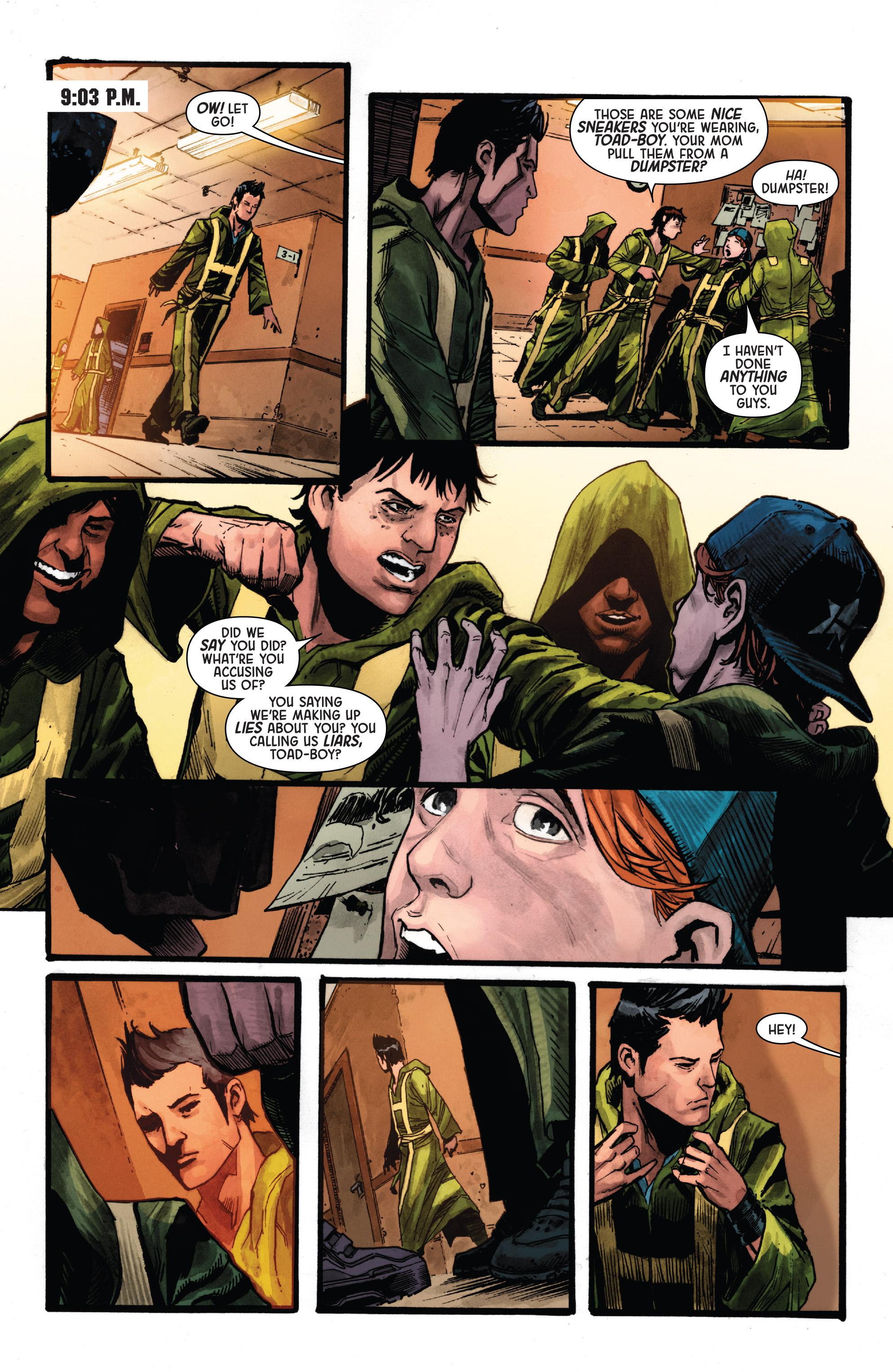 Read online Secret Empire: Uprising comic -  Issue # Full - 19