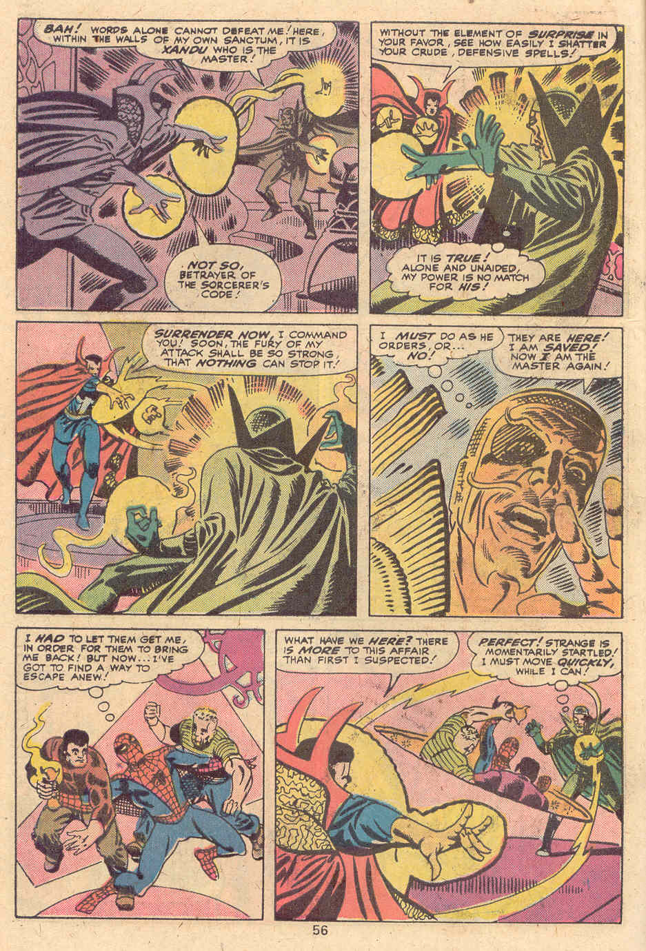 Giant-Size Spider-Man (1974) issue 4 - Page 47