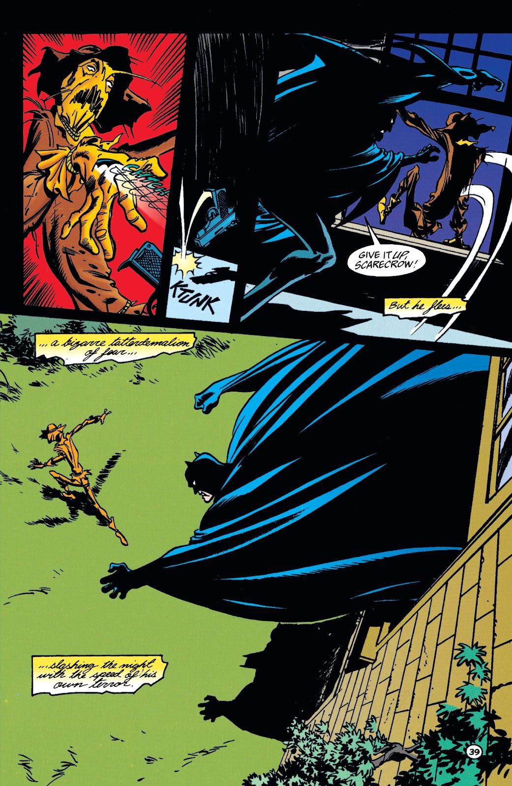 Read online Batman Arkham: Scarecrow comic -  Issue # TPB (Part 2) - 79