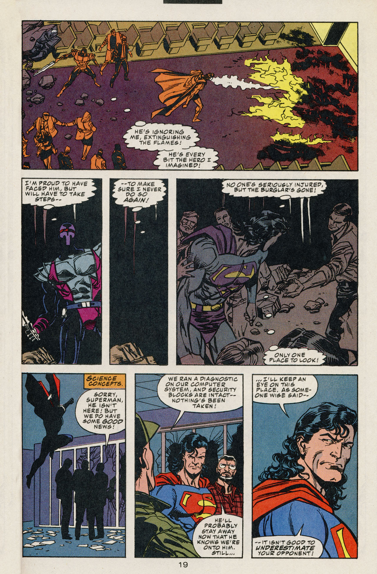 Action Comics (1938) 707 Page 25