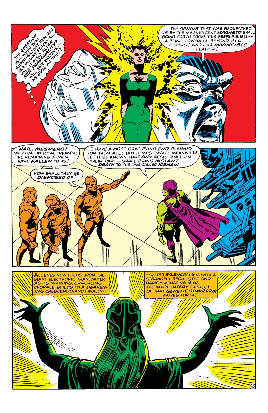 Uncanny X-Men (1963) issue 50 - Page 10