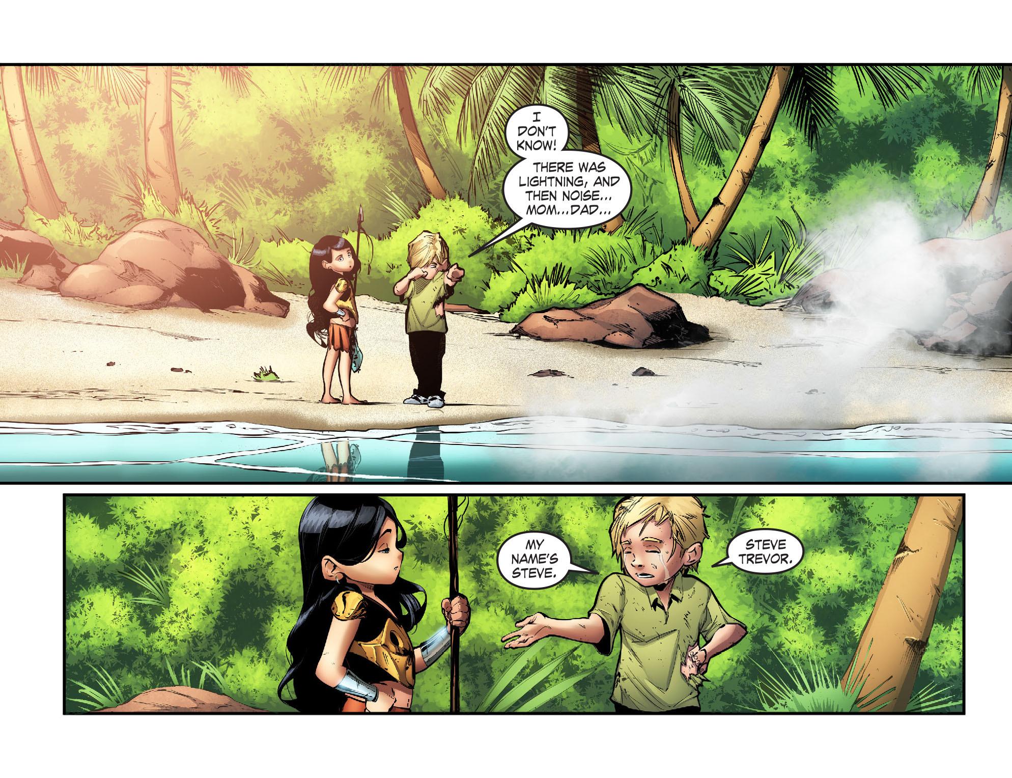Read online Smallville: Season 11 comic -  Issue #56 - 6
