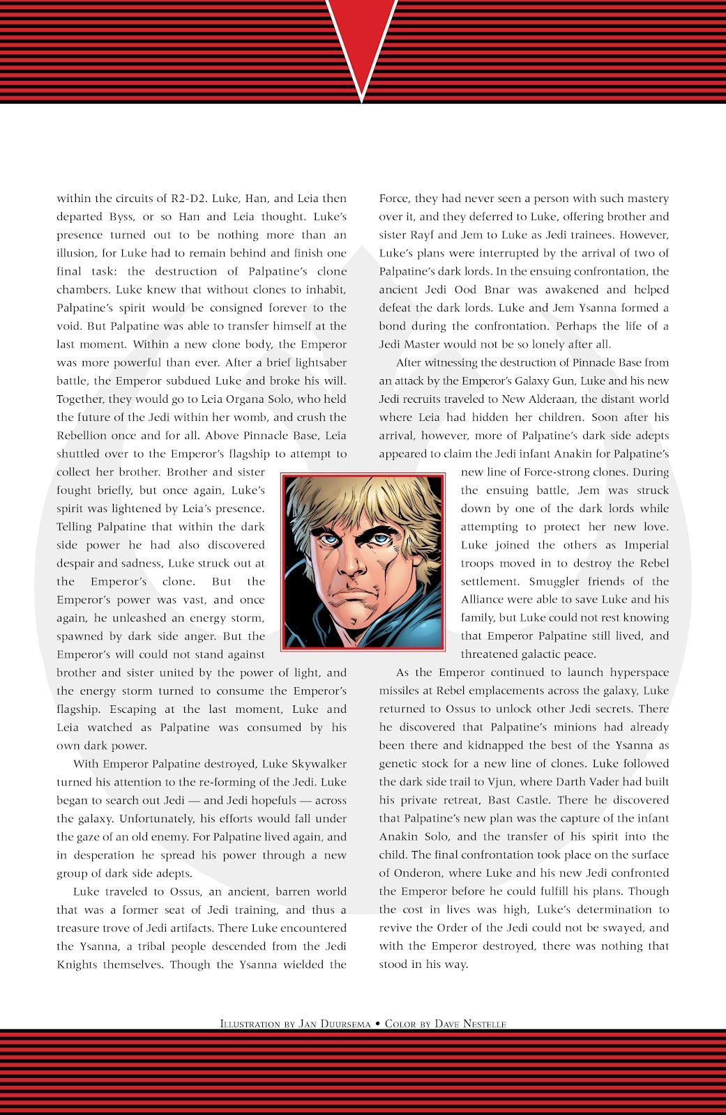 Read online Star Wars: Dark Empire Trilogy comic -  Issue # TPB (Part 4) - 71