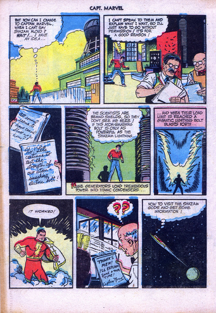 Captain Marvel Adventures issue 87 - Page 29