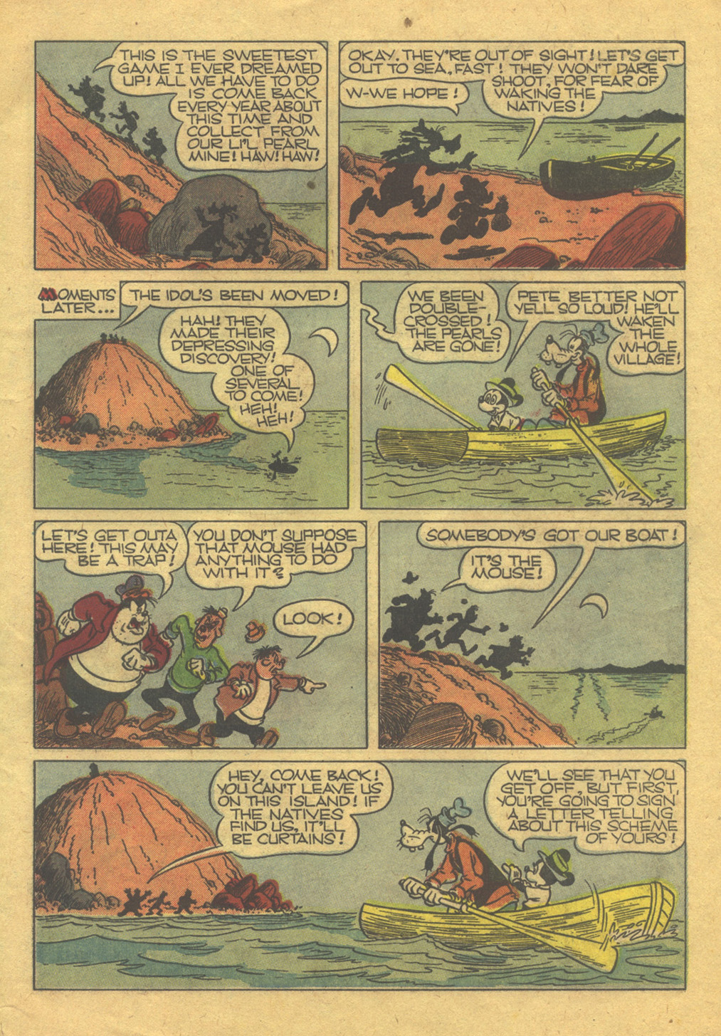 Walt Disney's Comics and Stories issue 216 - Page 31