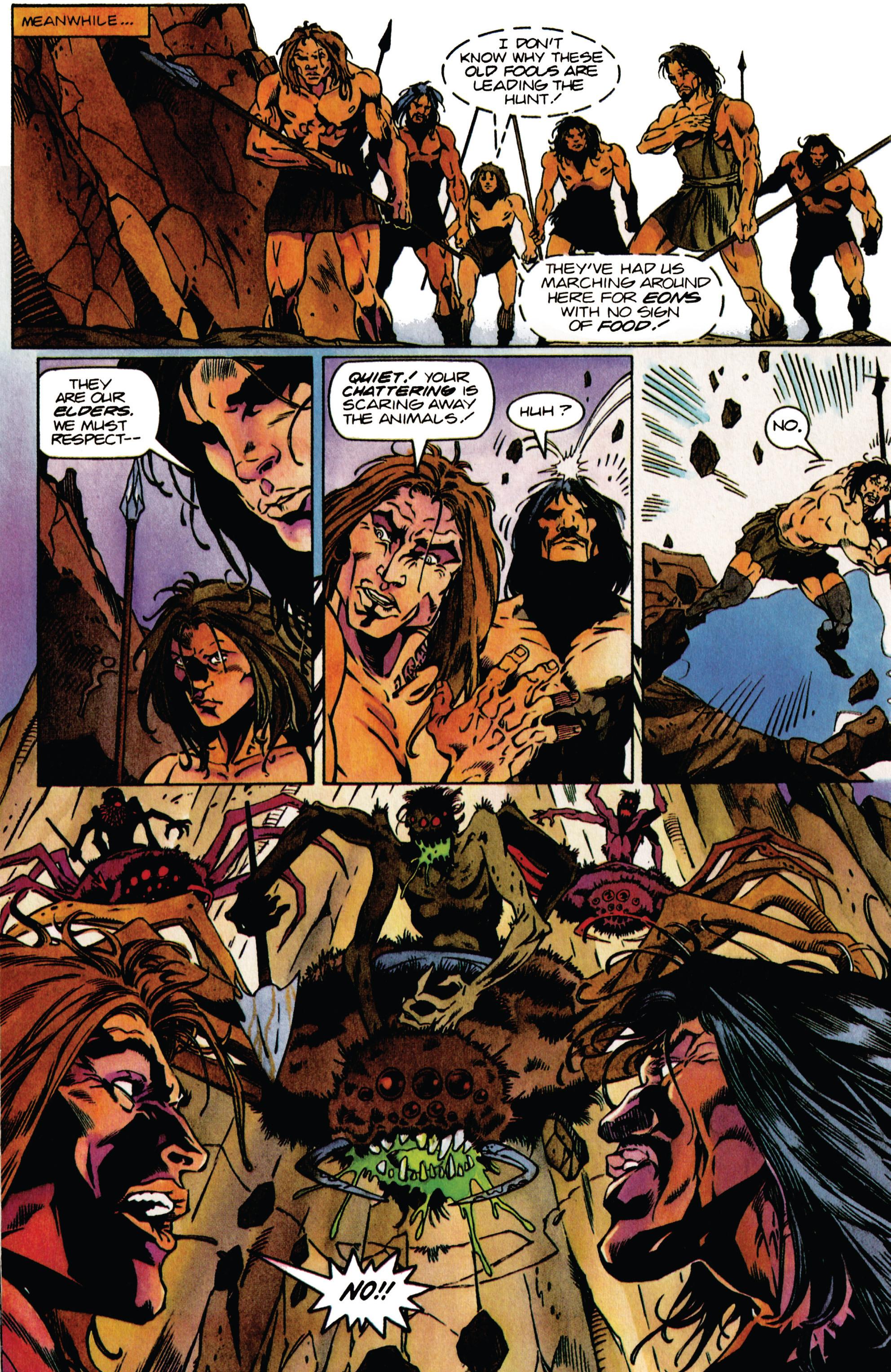 Read online Eternal Warrior (1992) comic -  Issue #37 - 12