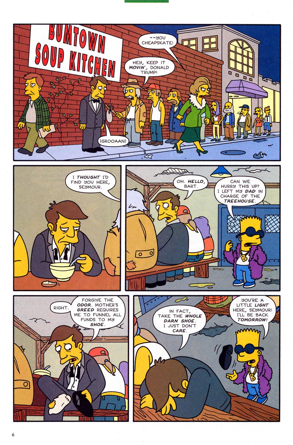 Read online Simpsons Comics Presents Bart Simpson comic -  Issue #23 - 8