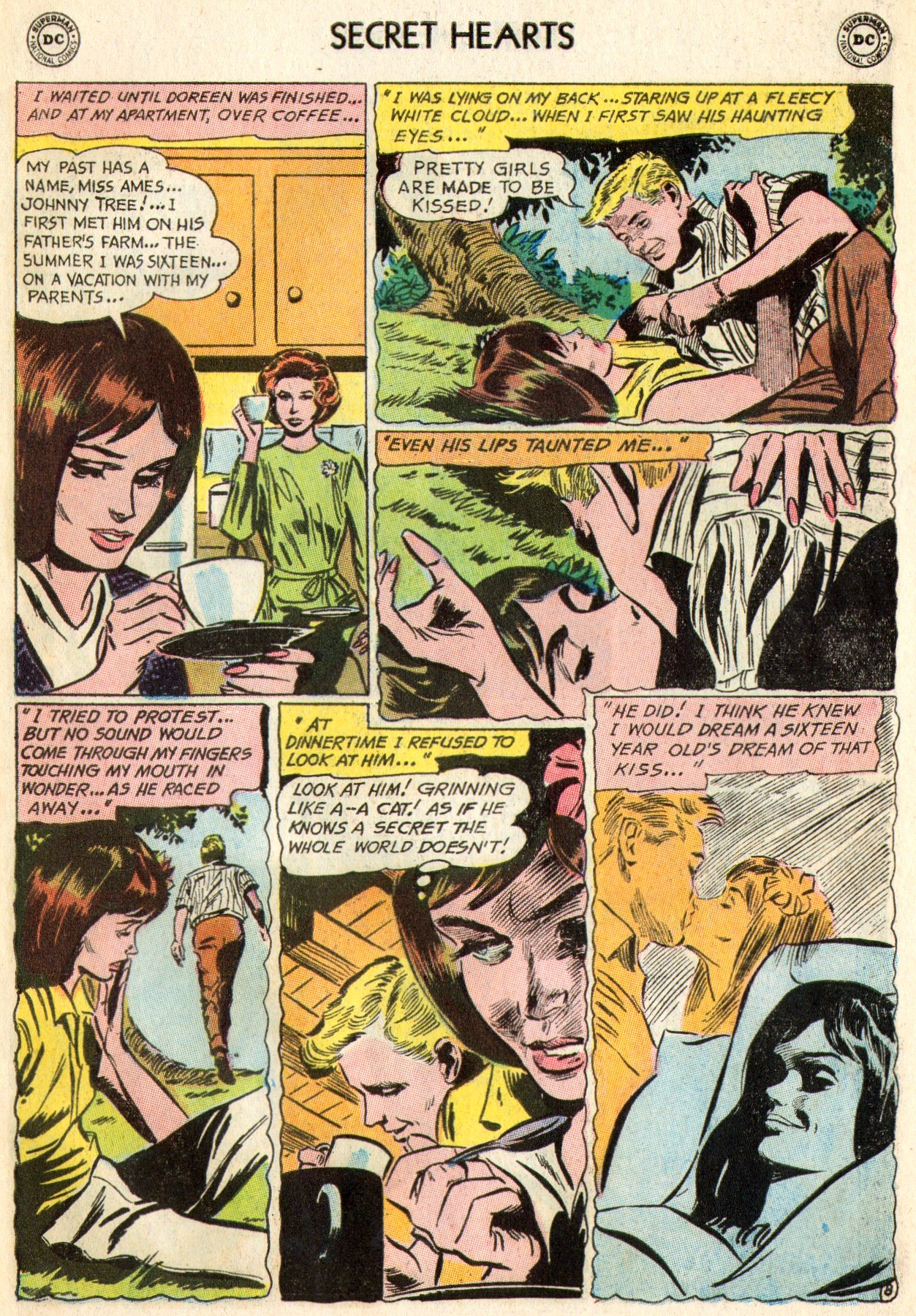 Read online Secret Hearts comic -  Issue #103 - 26