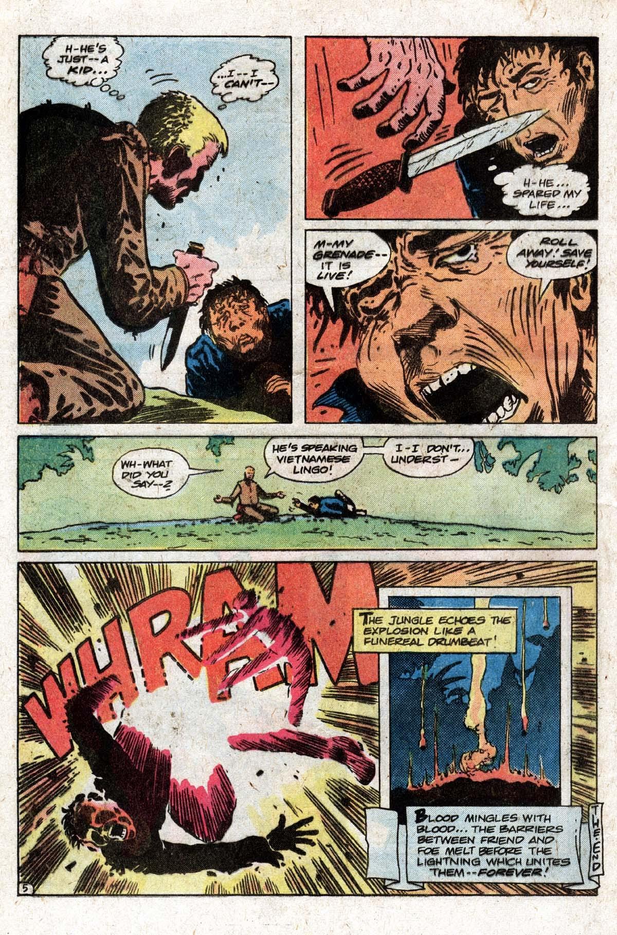 Read online Sgt. Rock comic -  Issue #320 - 24