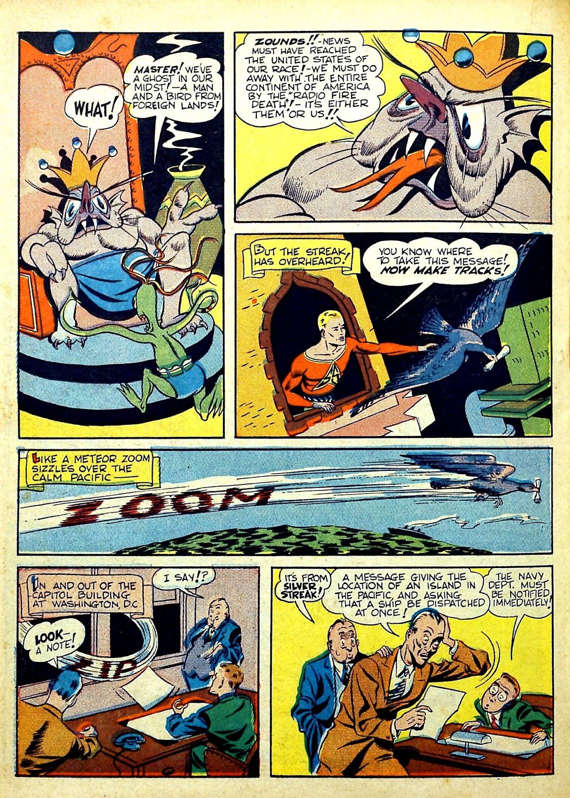 Read online Silver Streak Comics comic -  Issue #22 - 38