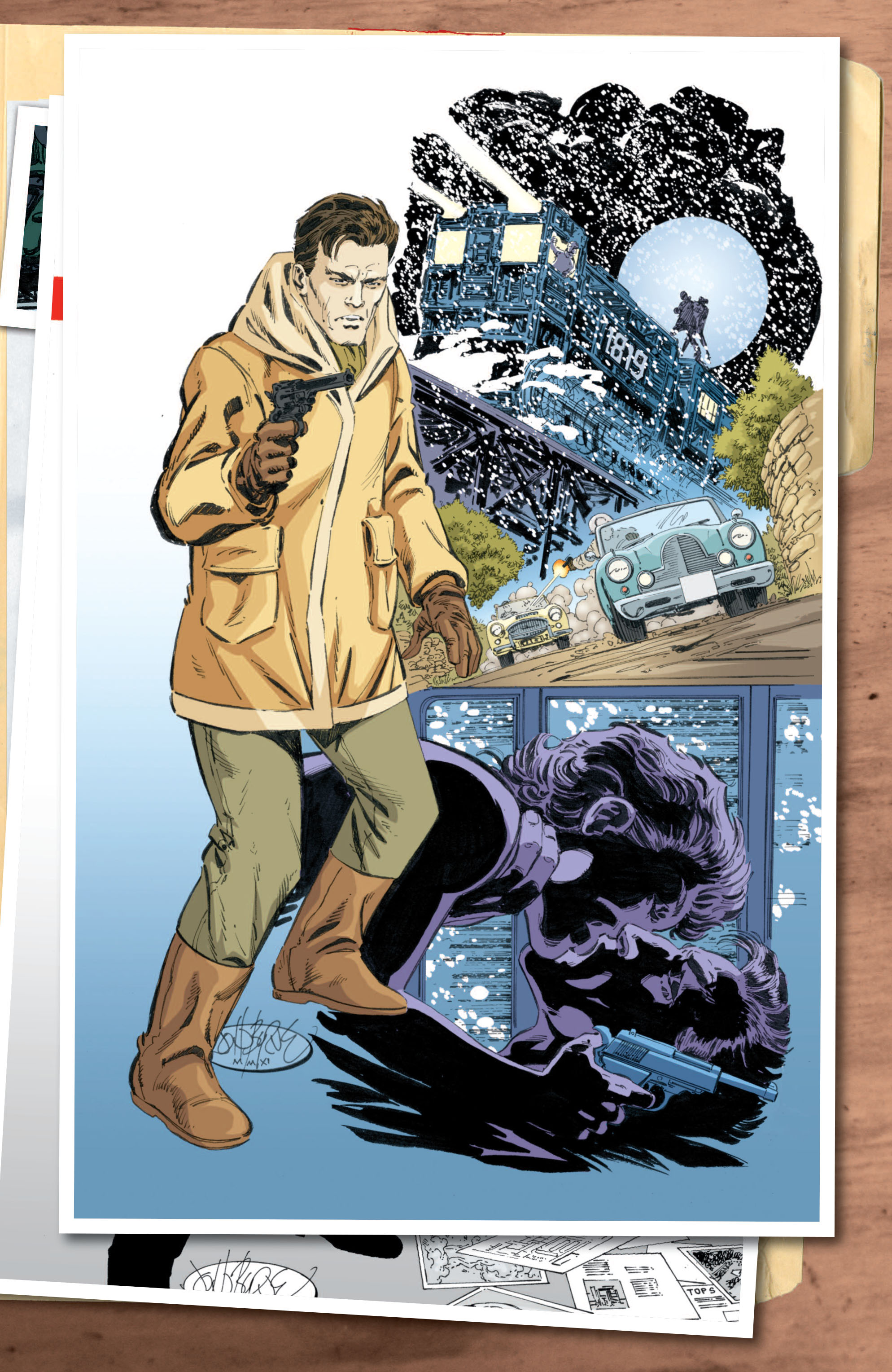 Read online Cold War comic -  Issue # TPB - 133