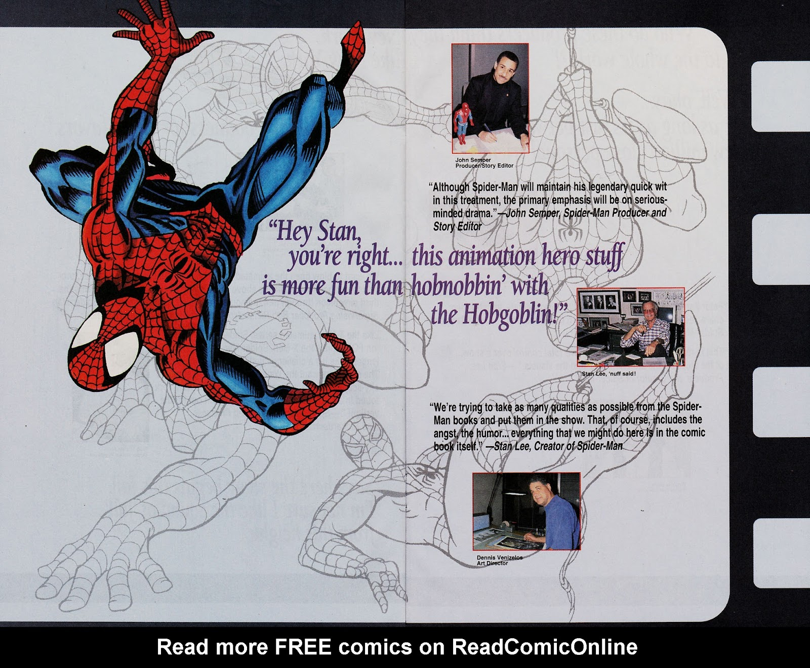 Web of Spider-Man (1985) Issue #113 #123 - English 33