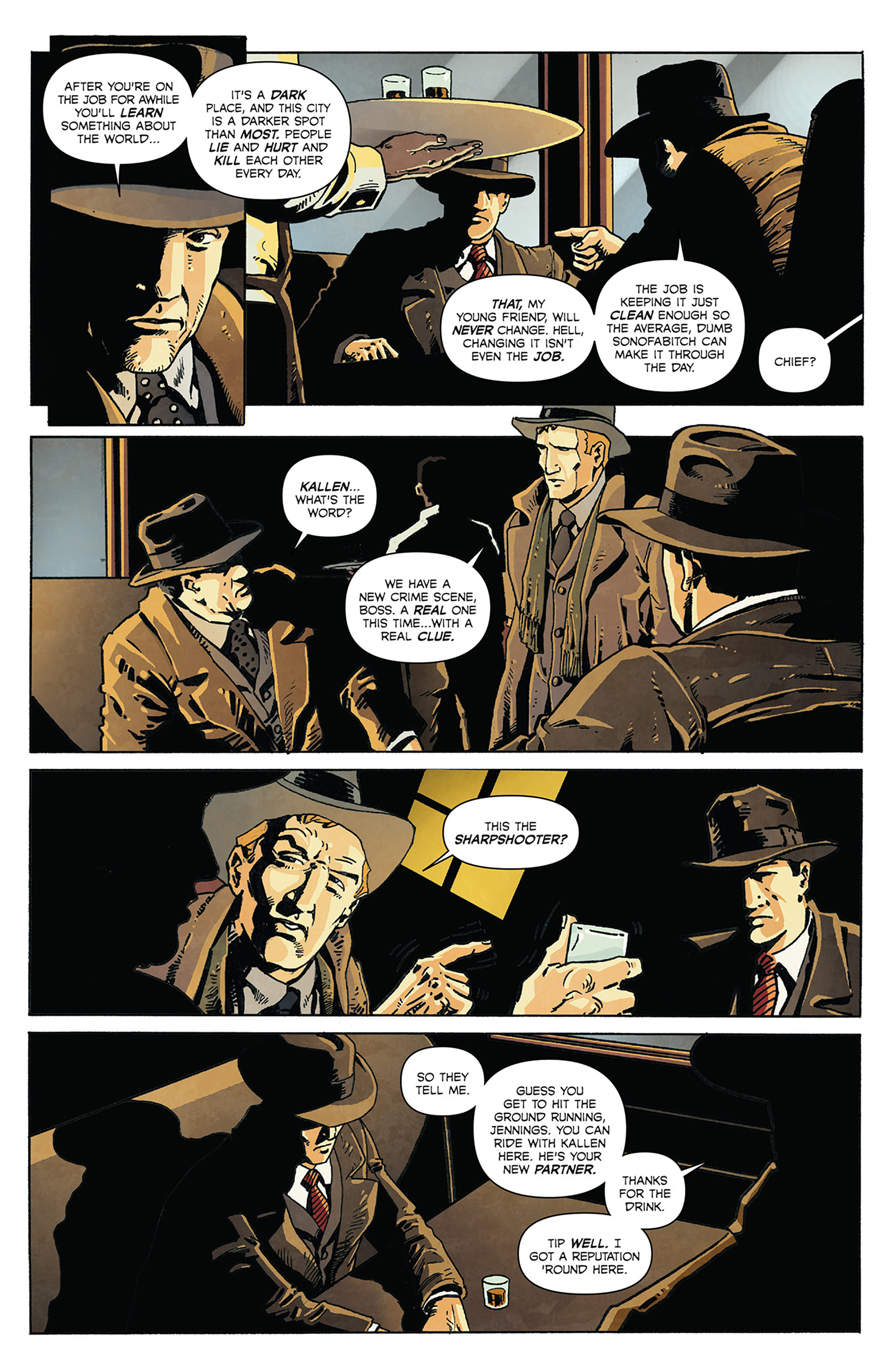 Read online Seduction of the Innocent (2015) comic -  Issue #1 - 6