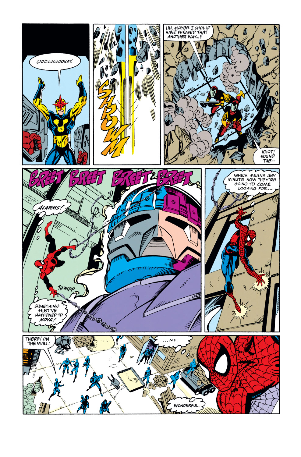 The Amazing Spider-Man (1963) 351 Page 15