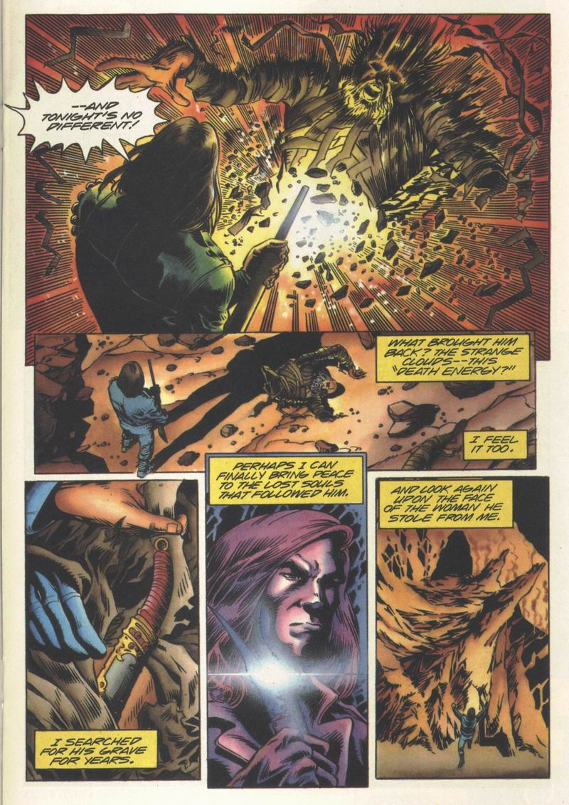 Read online Eternal Warrior (1992) comic -  Issue #26 - 13