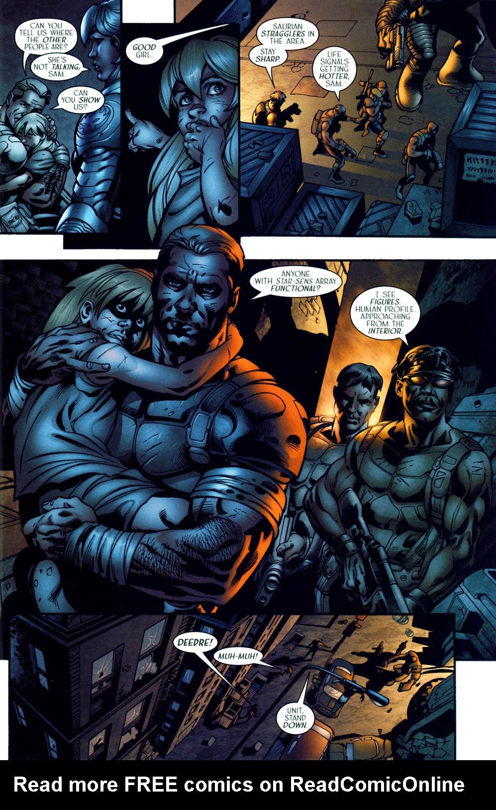 Read online Sigil (2000) comic -  Issue #35 - 10