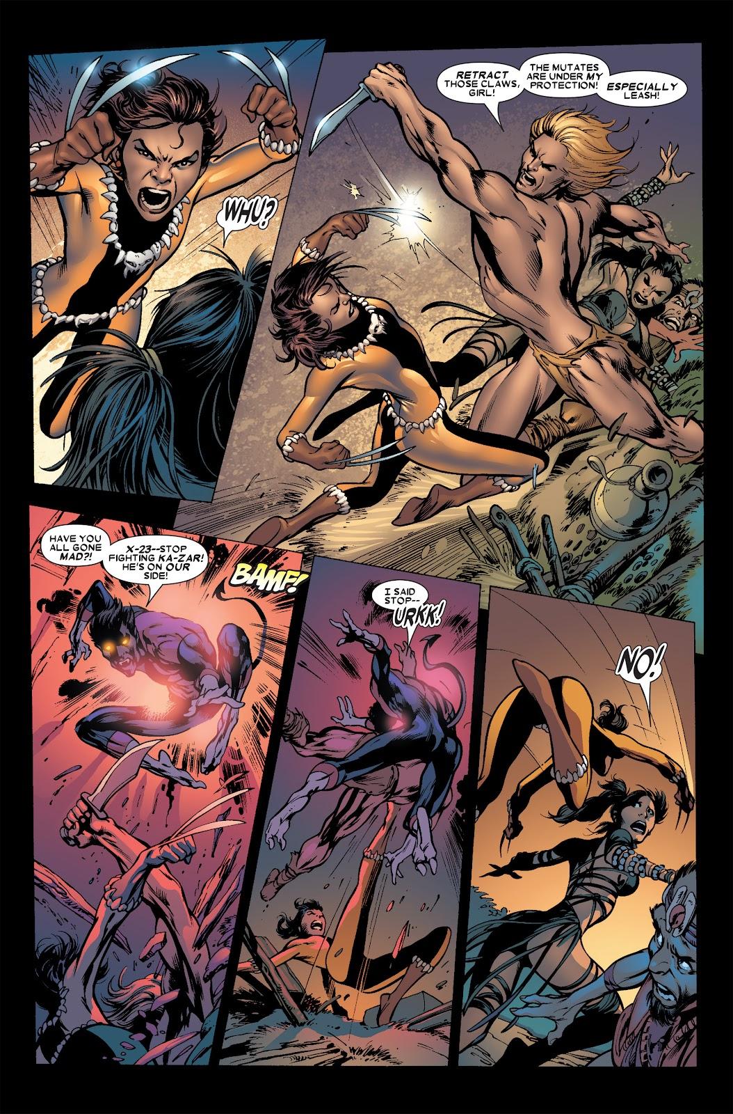 Uncanny X-Men (1963) issue 459 - Page 8
