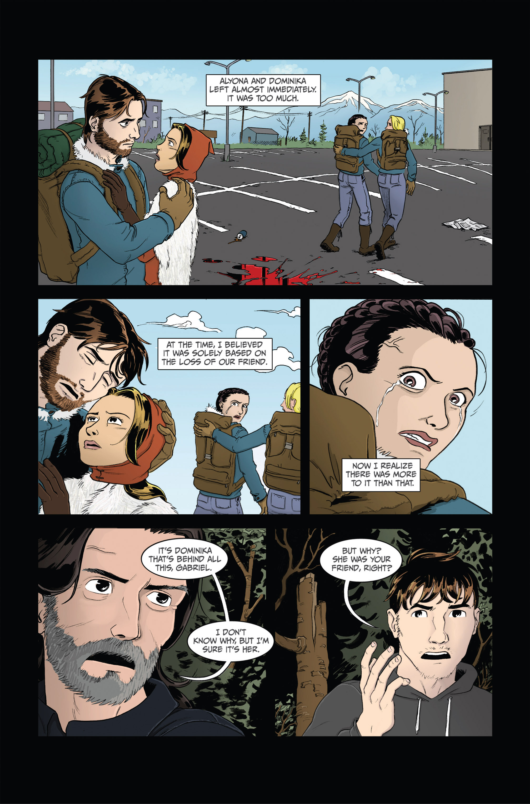 Read online Ehmm Theory: Everything & Small Doses comic -  Issue #2 - 12