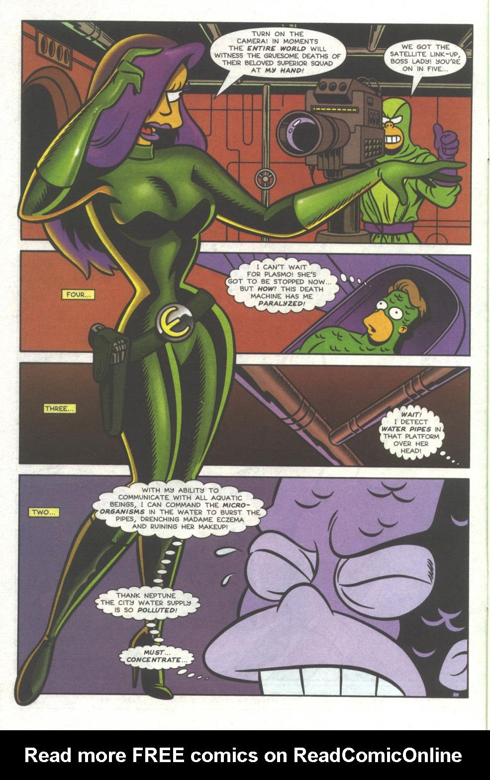 Read online Simpsons Comics comic -  Issue #39 - 30